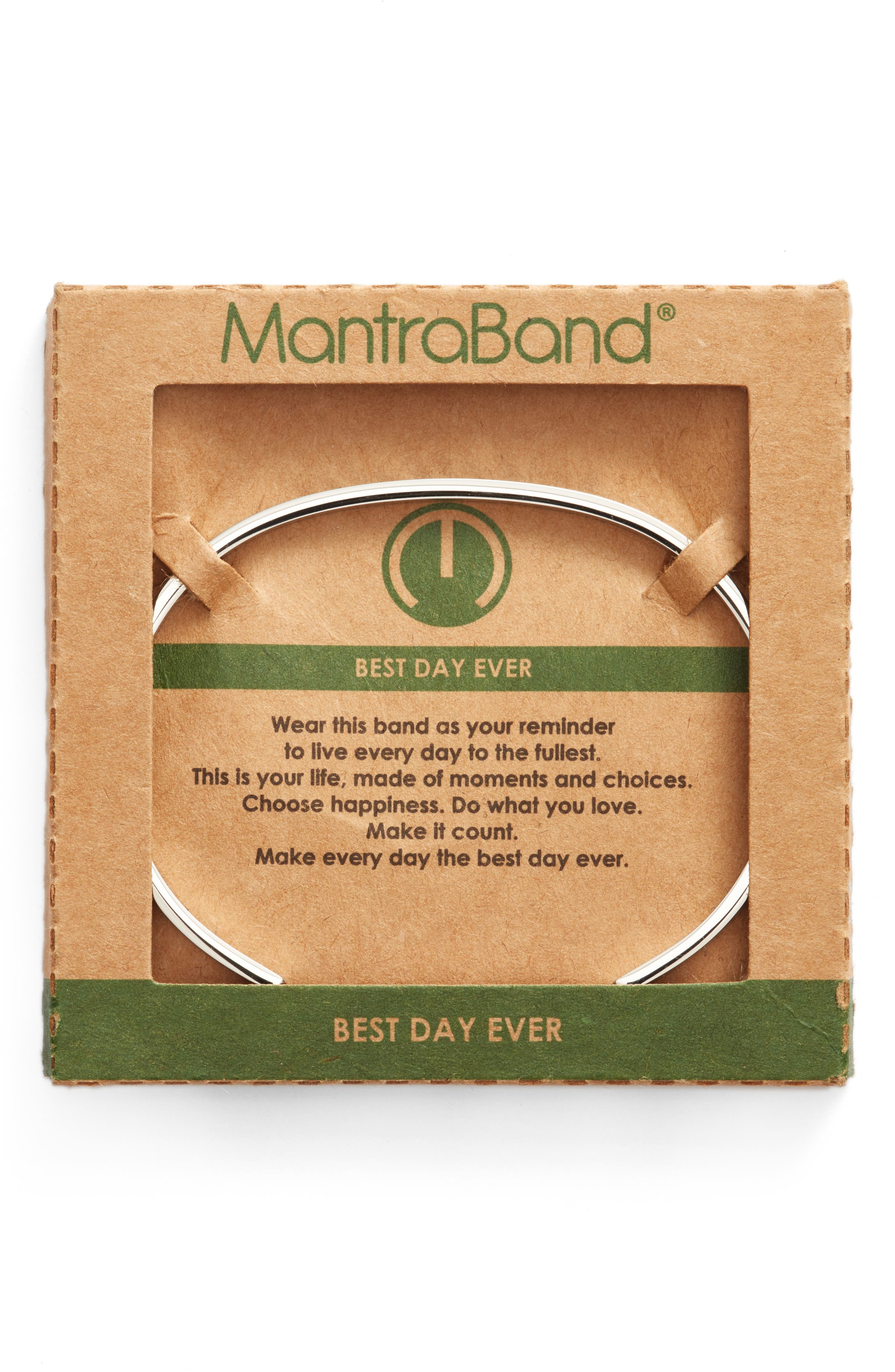 Best Day Ever Cuff,                             Alternate thumbnail 2, color,                             040