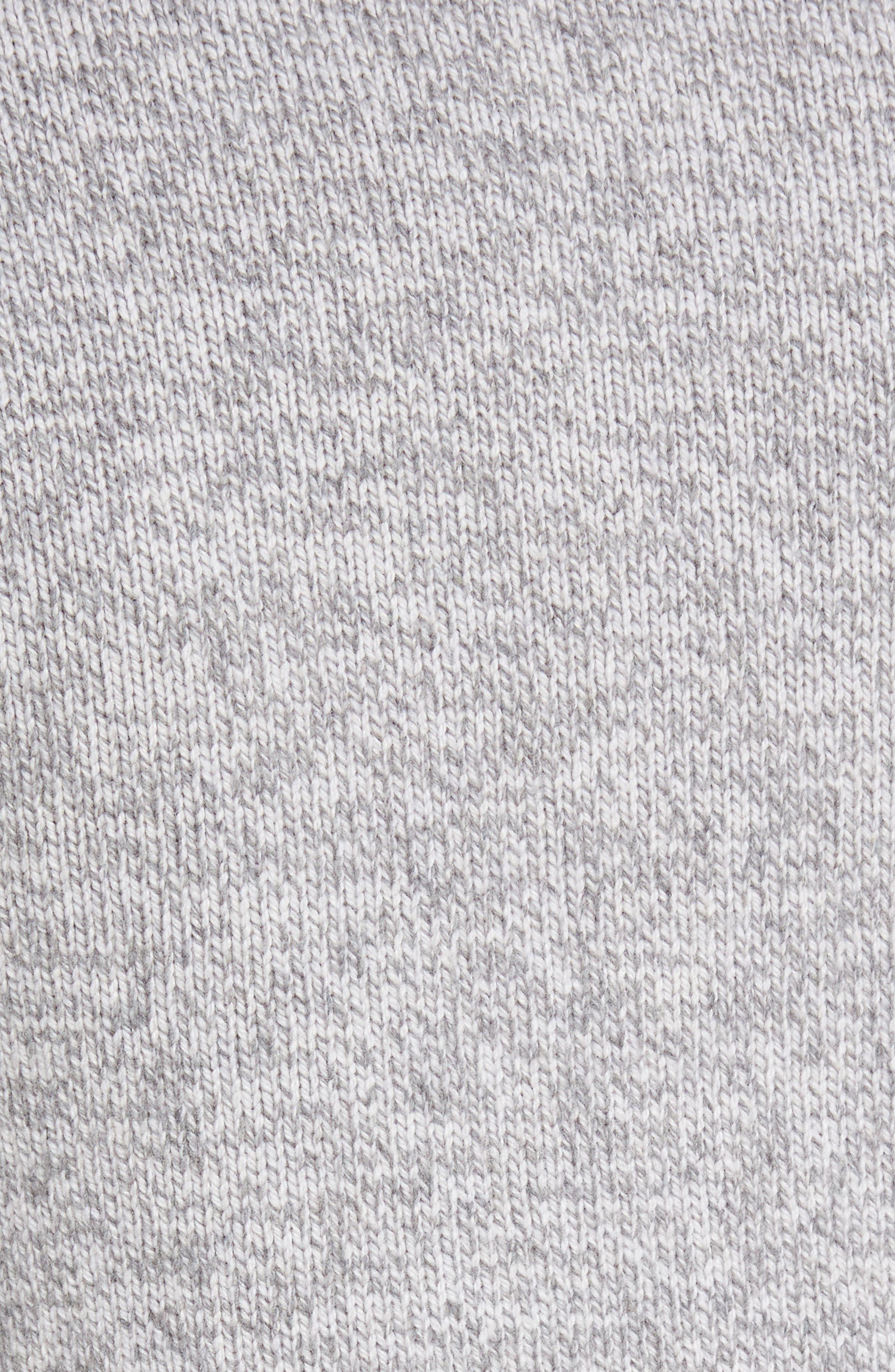 Marled Turtleneck Sweater,                             Alternate thumbnail 5, color,                             054
