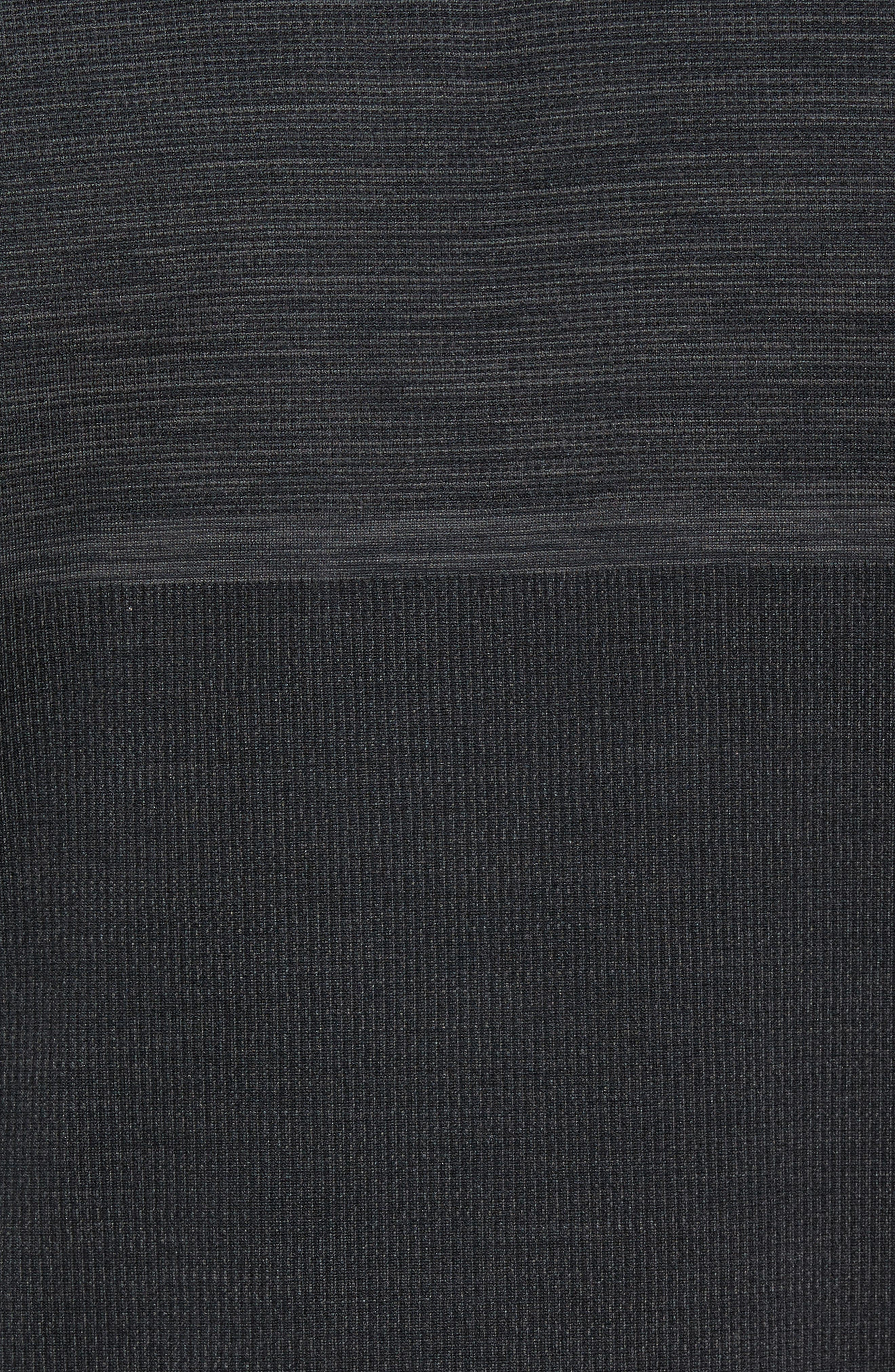 Dry Medalist Running Top,                             Alternate thumbnail 5, color,                             ANTHRACITE/ BLACK