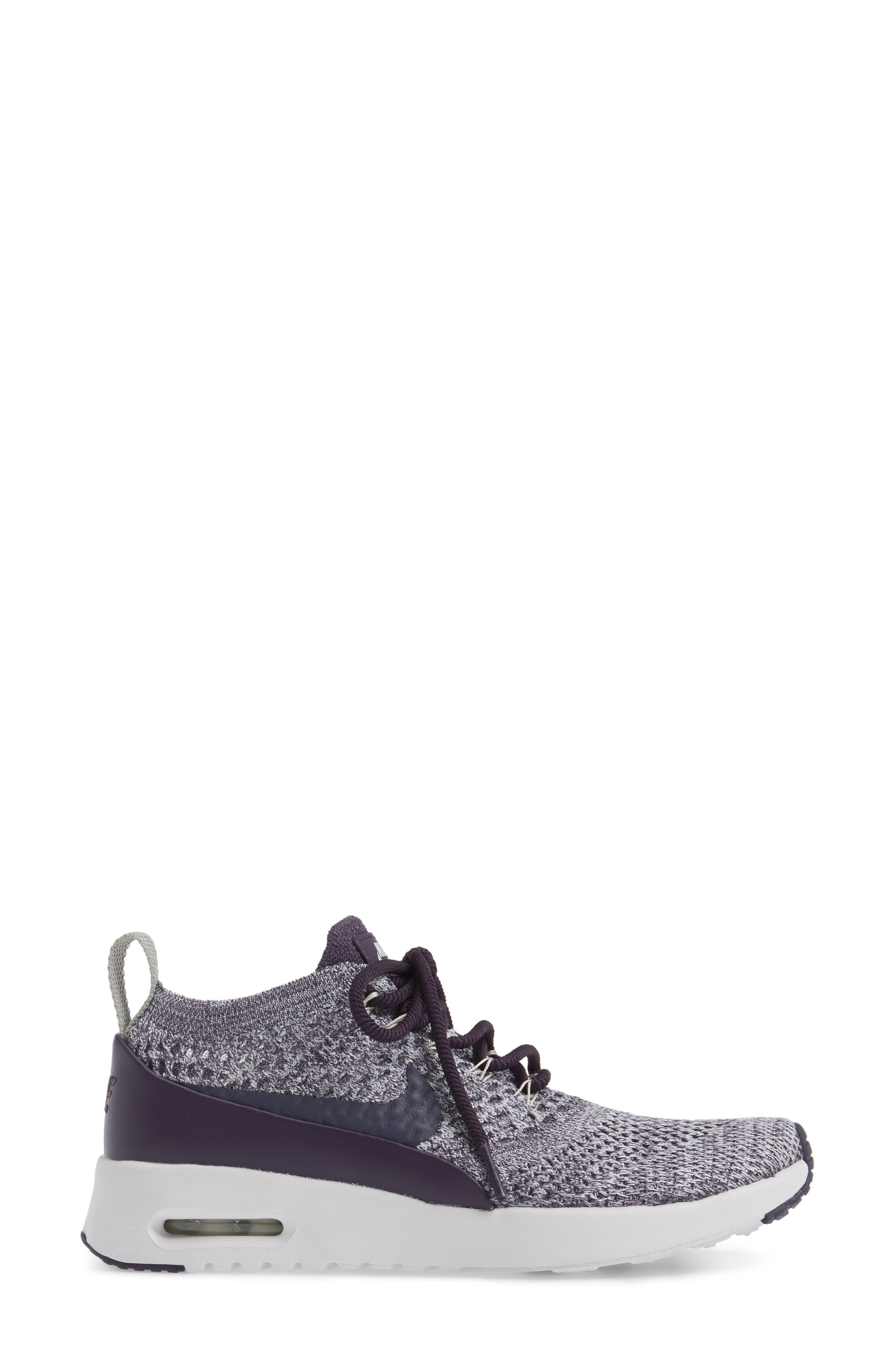 Air Max Thea Ultra Flyknit Sneaker,                             Alternate thumbnail 34, color,