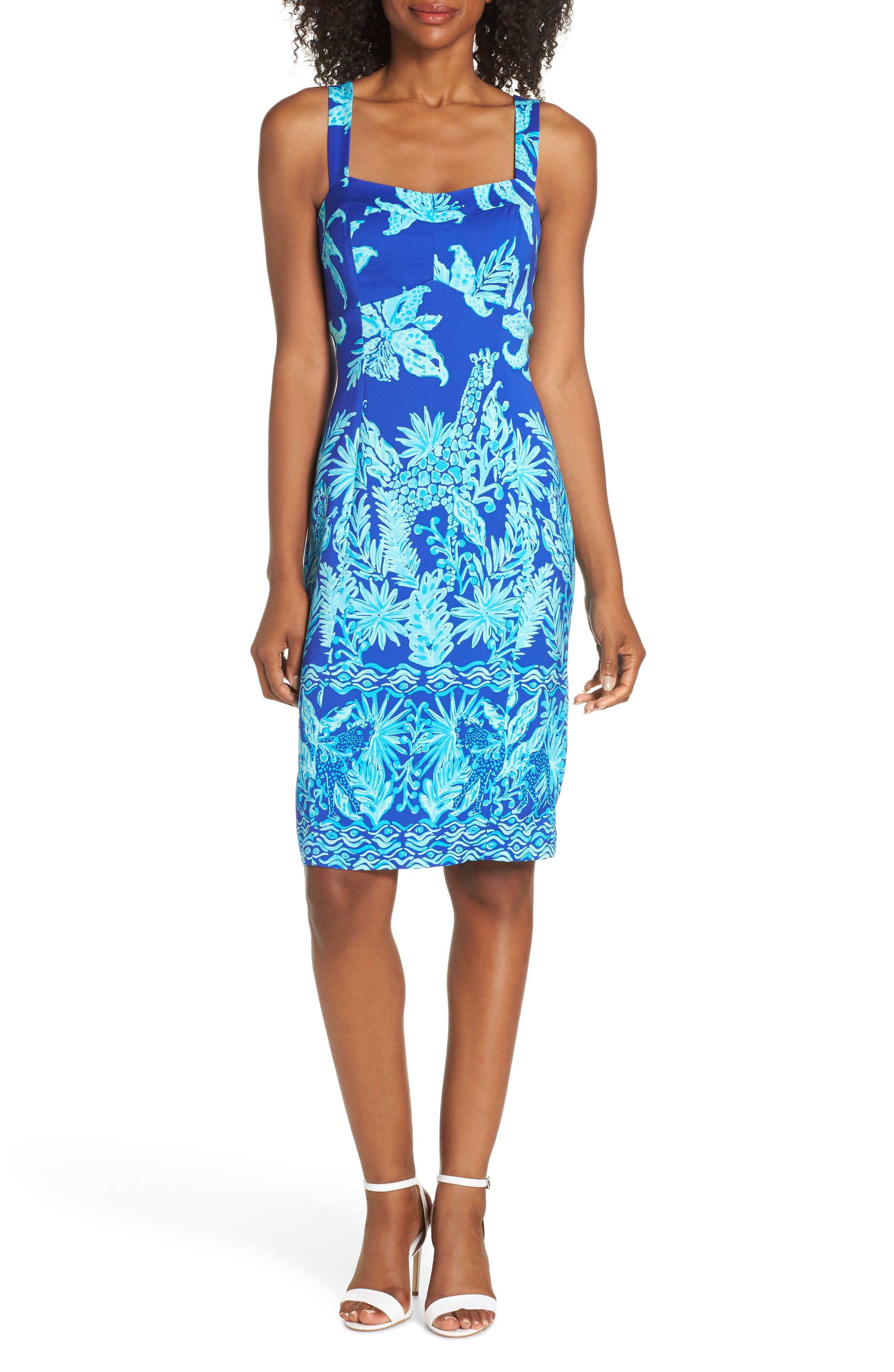Lilly Pulitzer Annalee Body-Con Dress