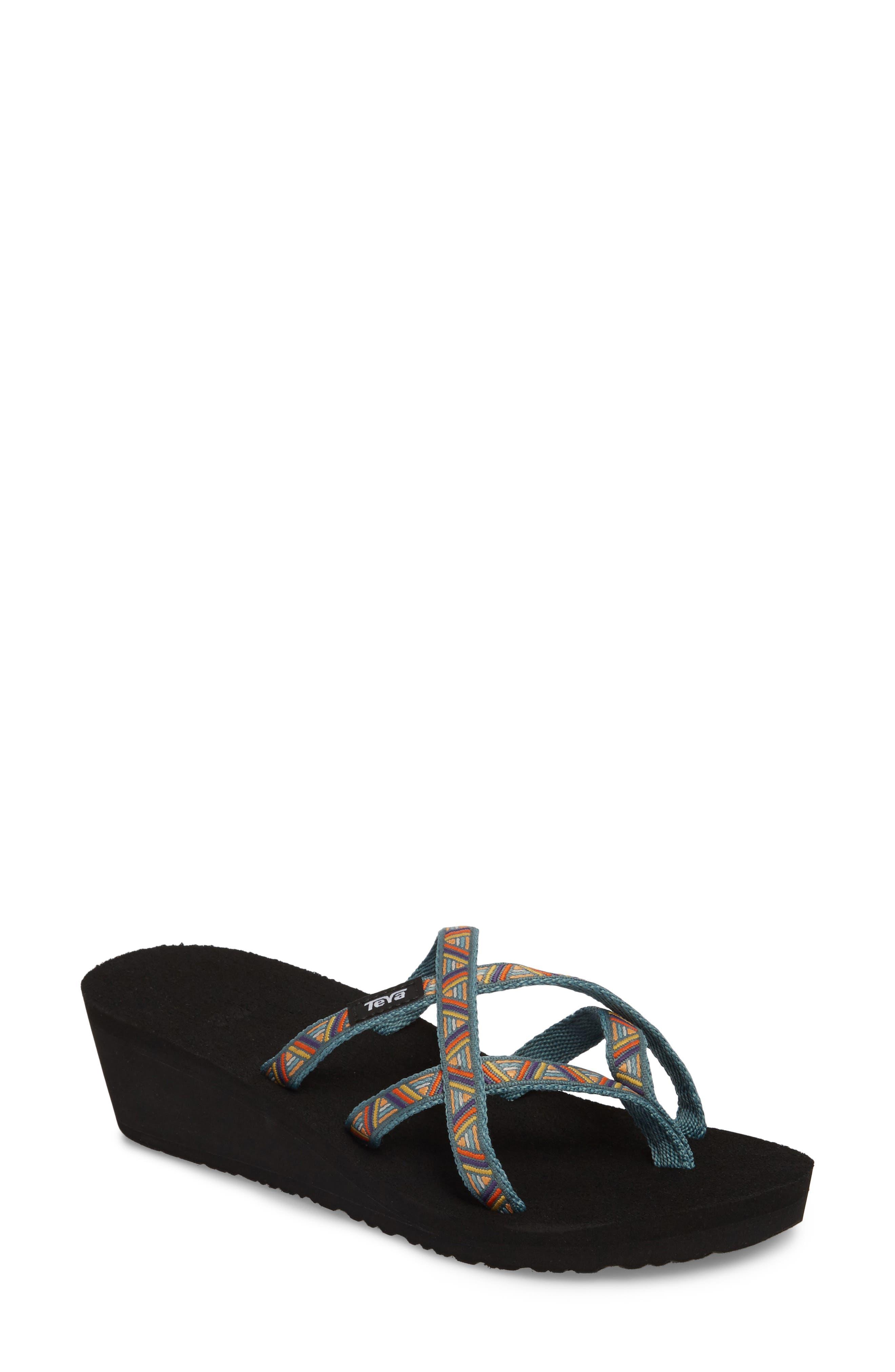 'Mandalyn' Wedge Sandal,                             Main thumbnail 1, color,                             930