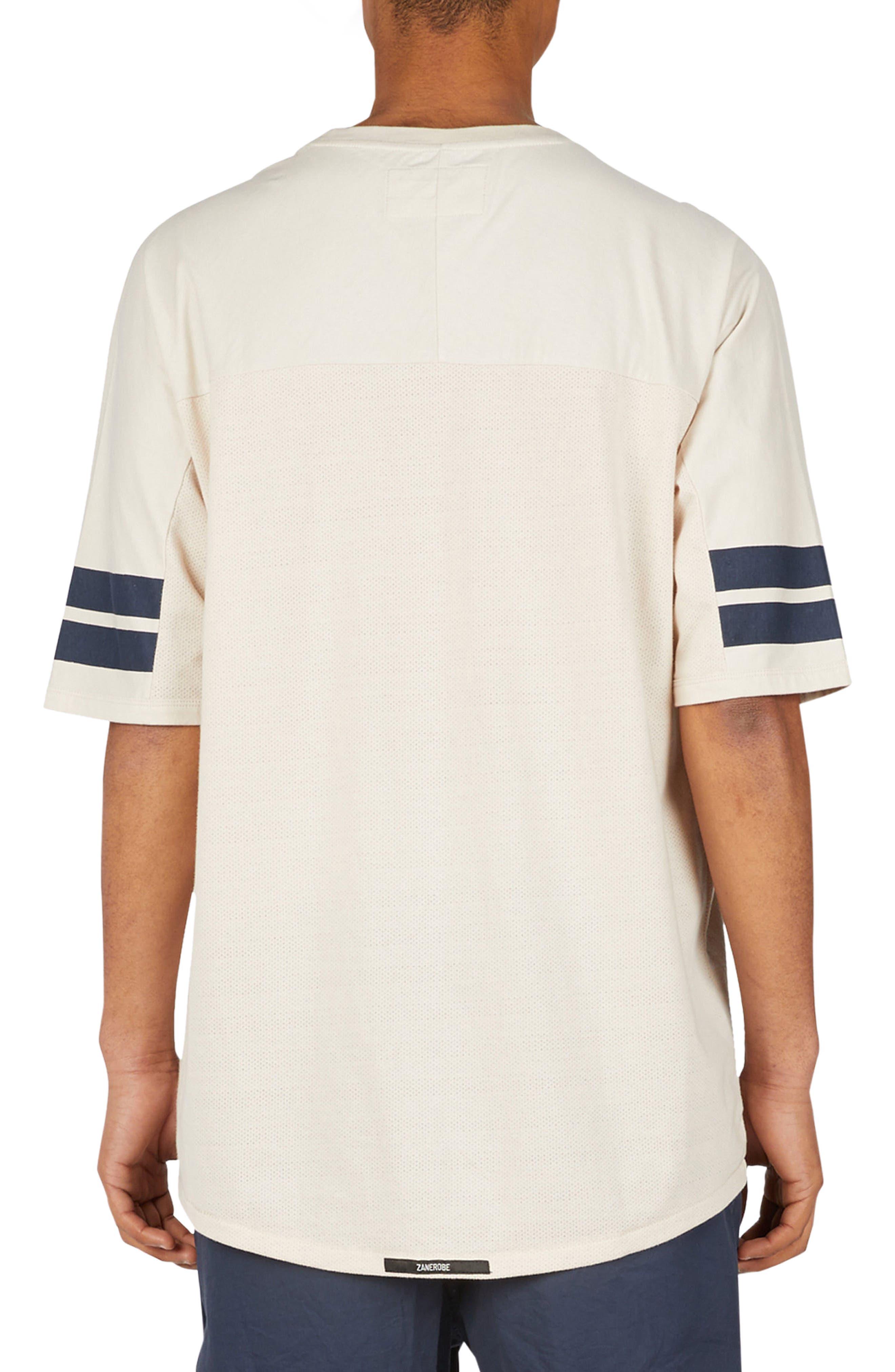 Quarterback Rugger T-Shirt,                             Alternate thumbnail 2, color,                             901