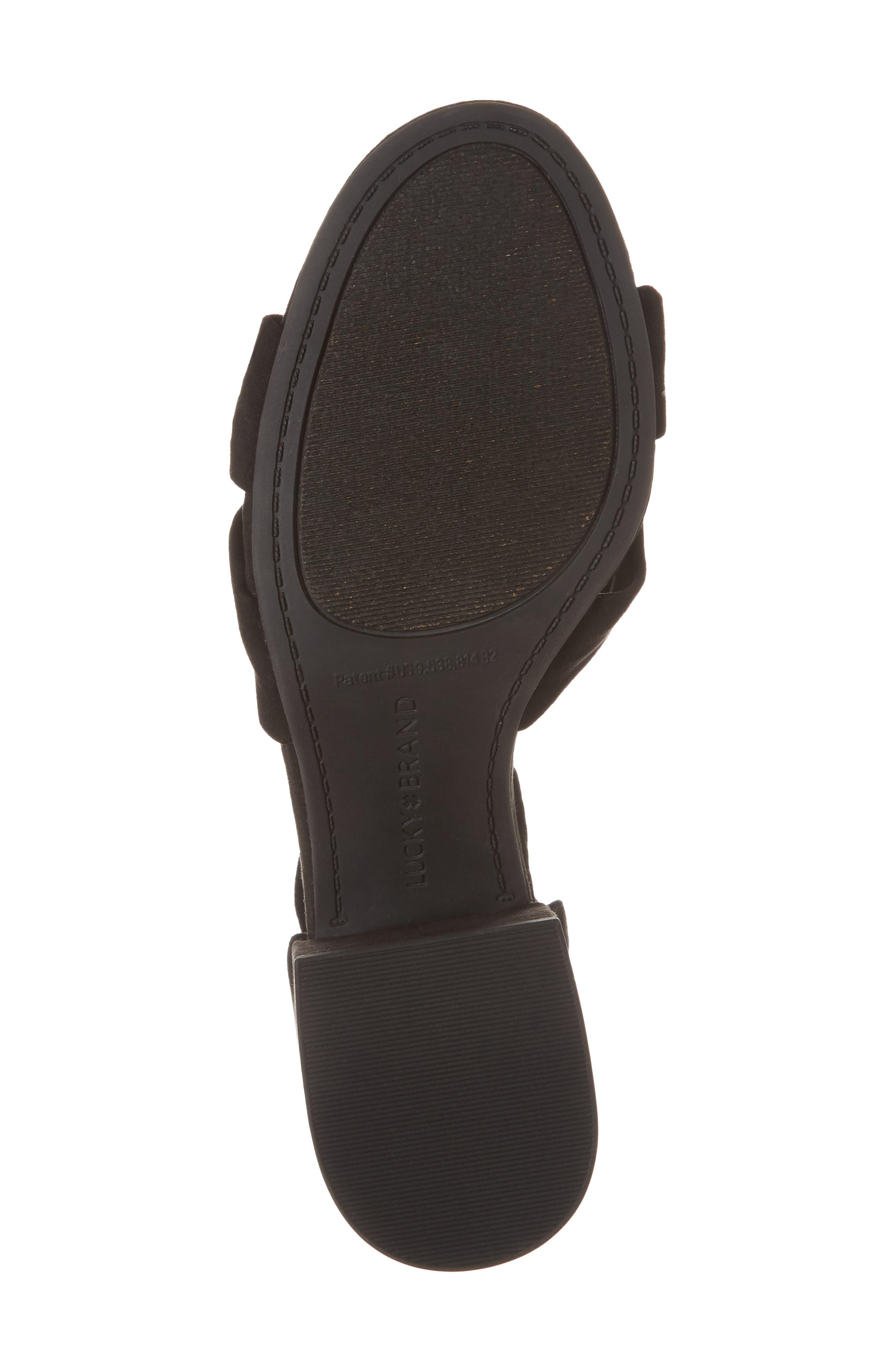 Xaylah Ankle Strap Sandal,                             Alternate thumbnail 36, color,