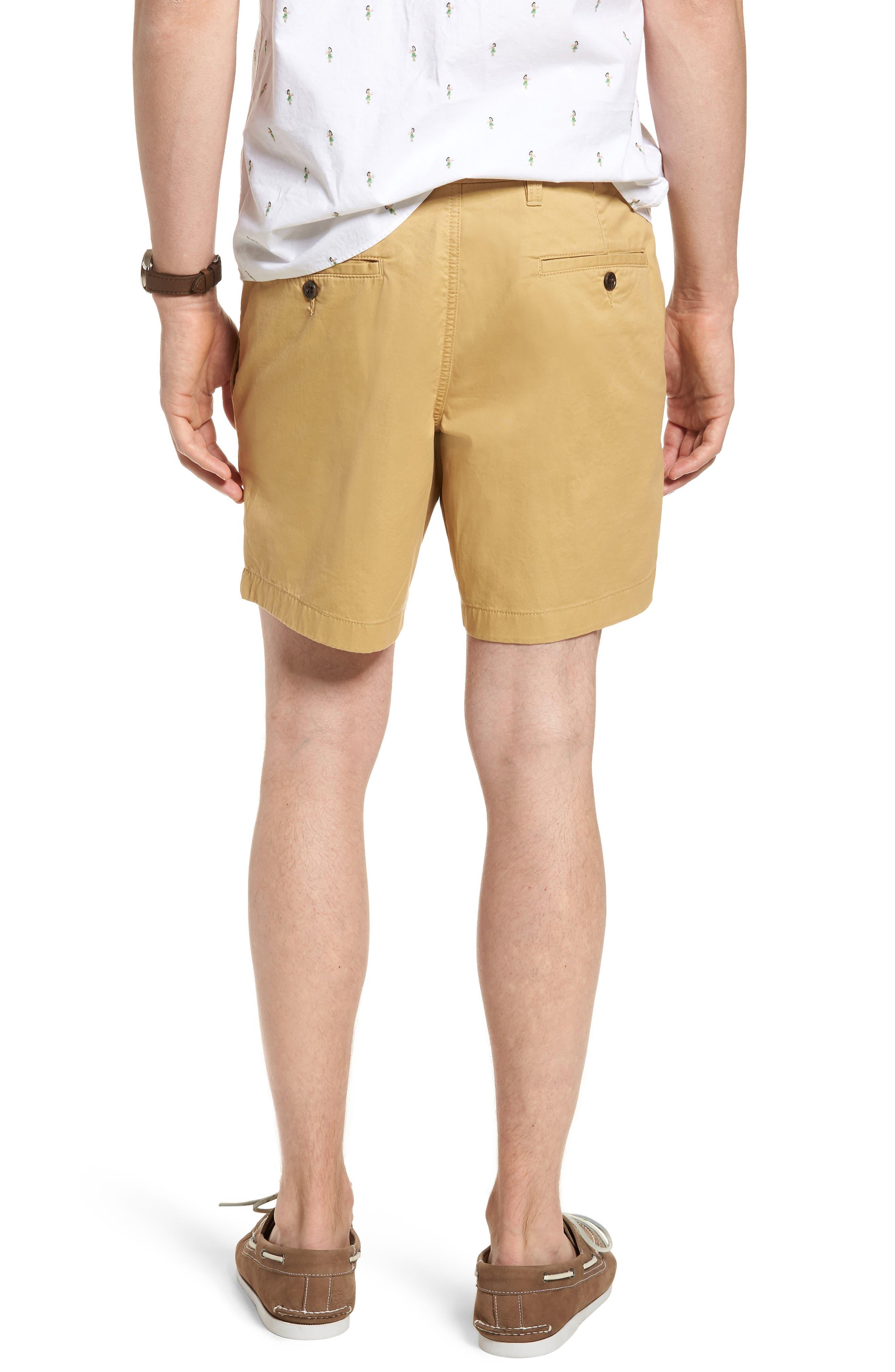 Ballard Slim Fit Stretch Chino 7-Inch Shorts,                             Alternate thumbnail 15, color,