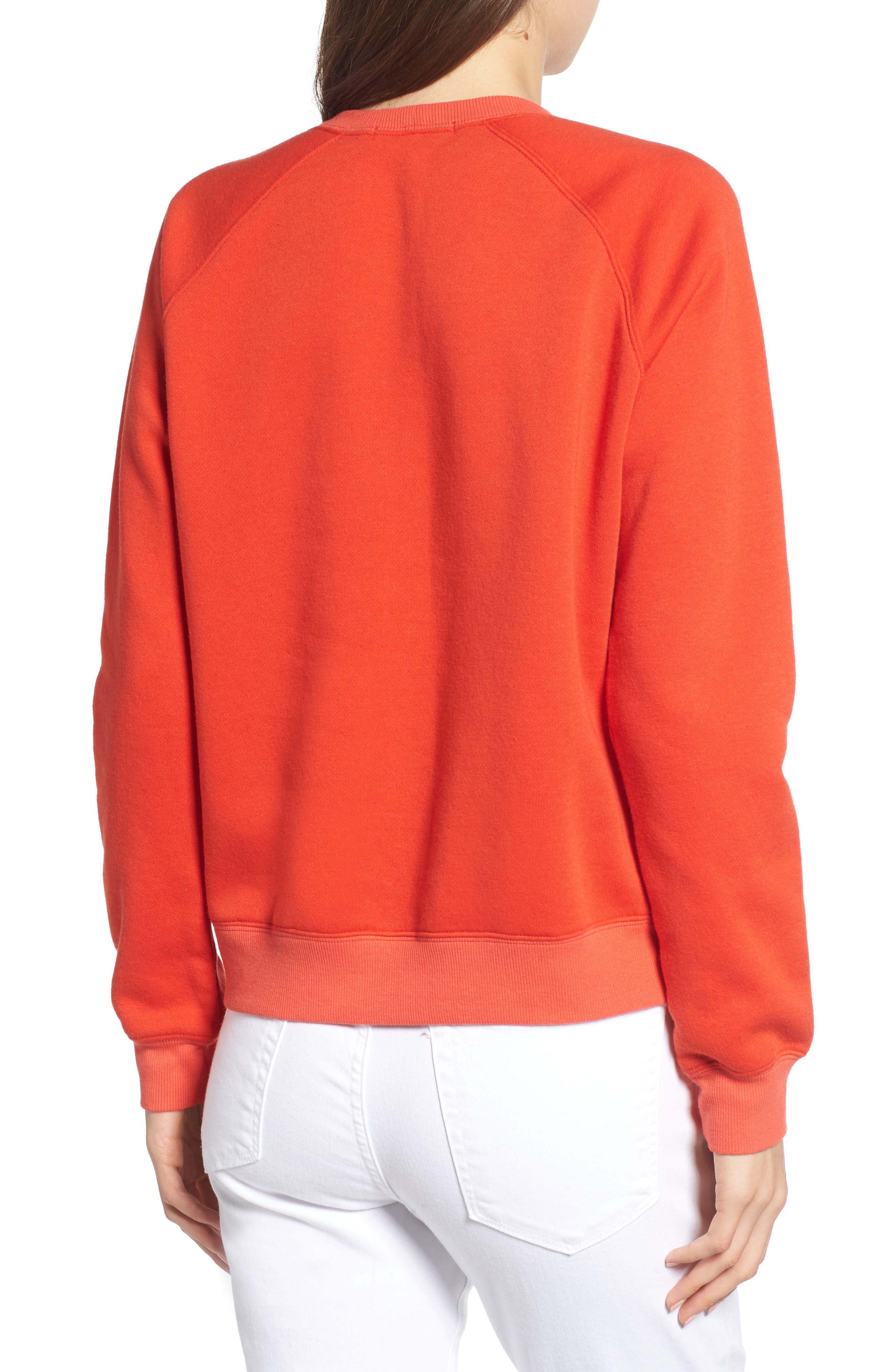 No Bad Days Sweatshirt,                             Alternate thumbnail 2, color,                             607