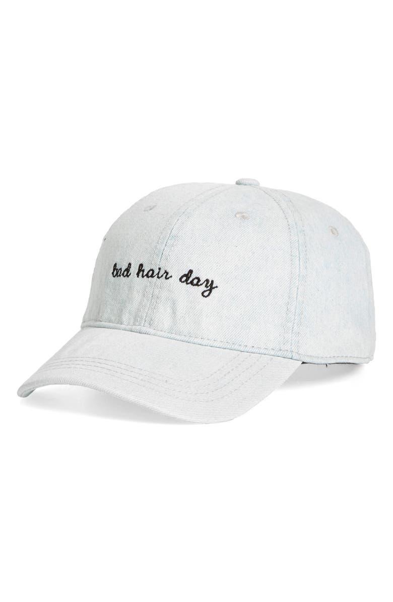 BP. Bad Hair Day Baseball Cap  5740d31b1ce