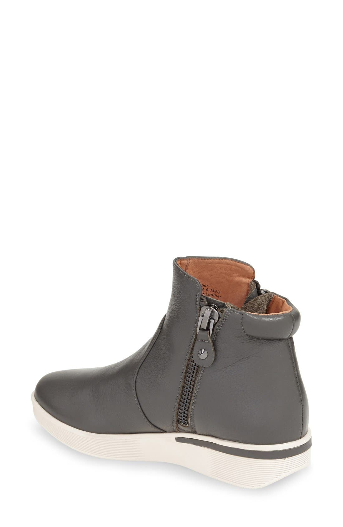 by Kenneth Cole 'Harper' Sneaker Bootie,                             Alternate thumbnail 6, color,