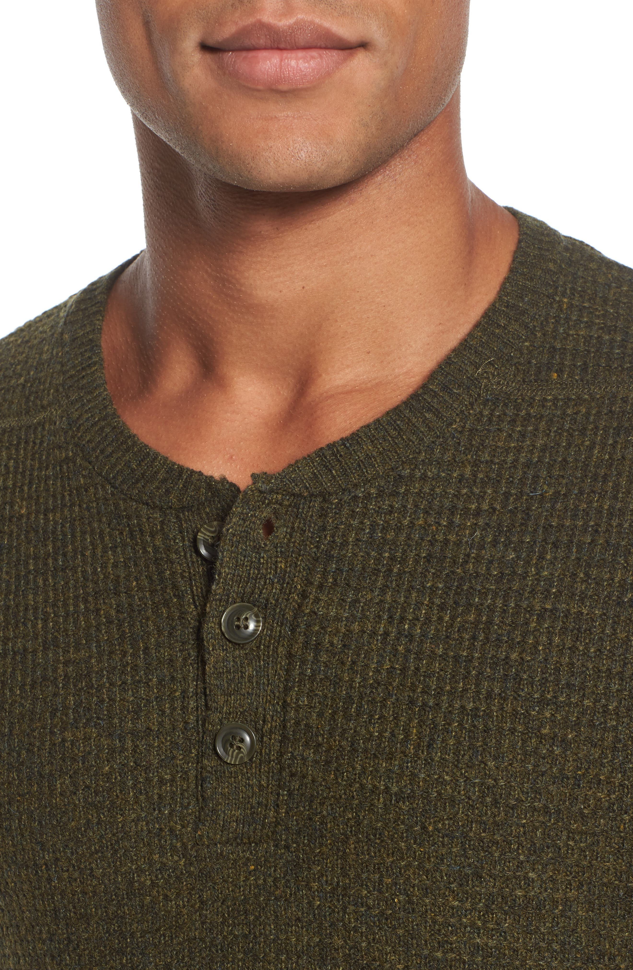 Thermal Henley,                             Alternate thumbnail 25, color,