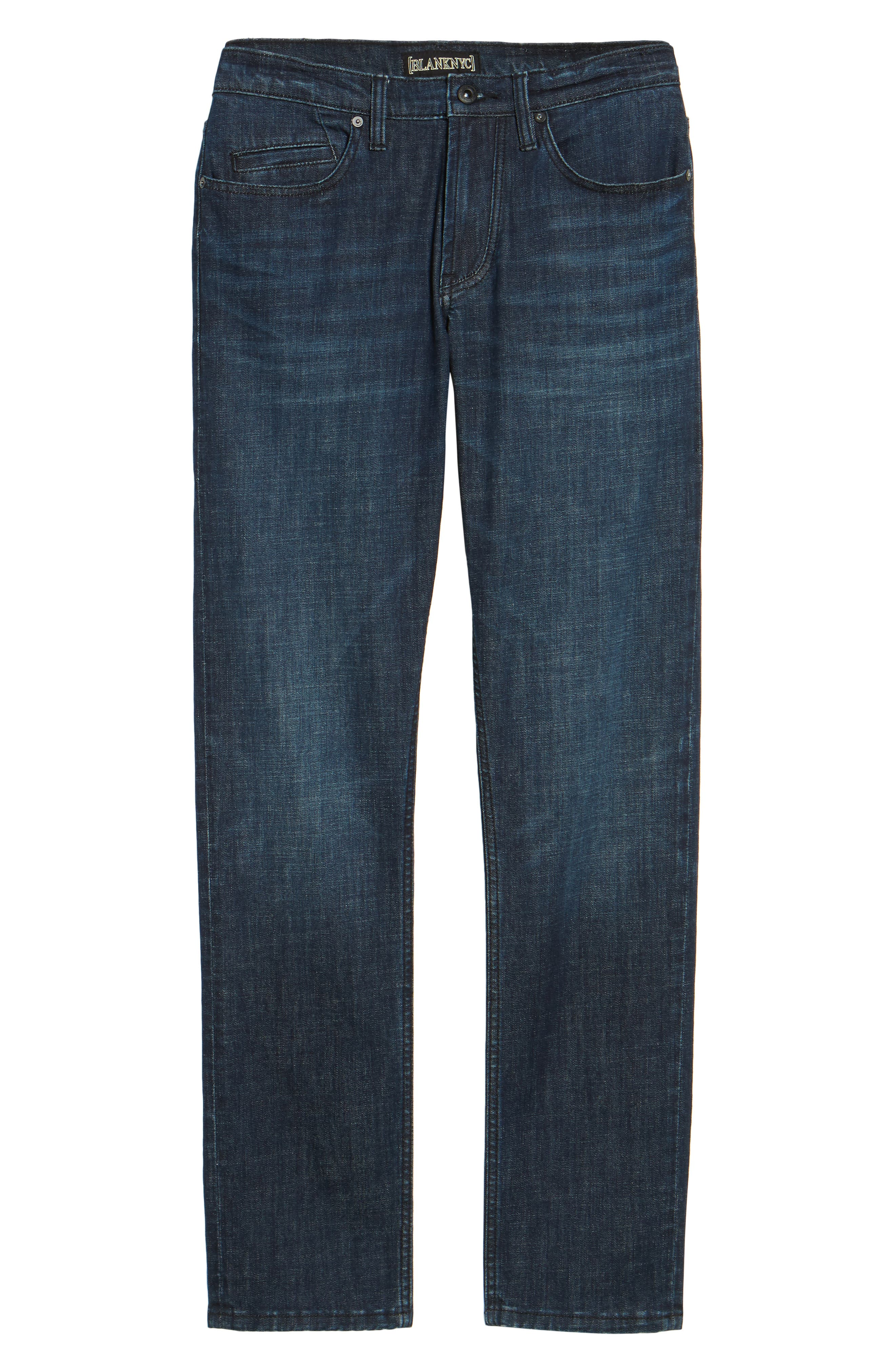 Wooster Slim Fit Jeans,                             Alternate thumbnail 4, color,