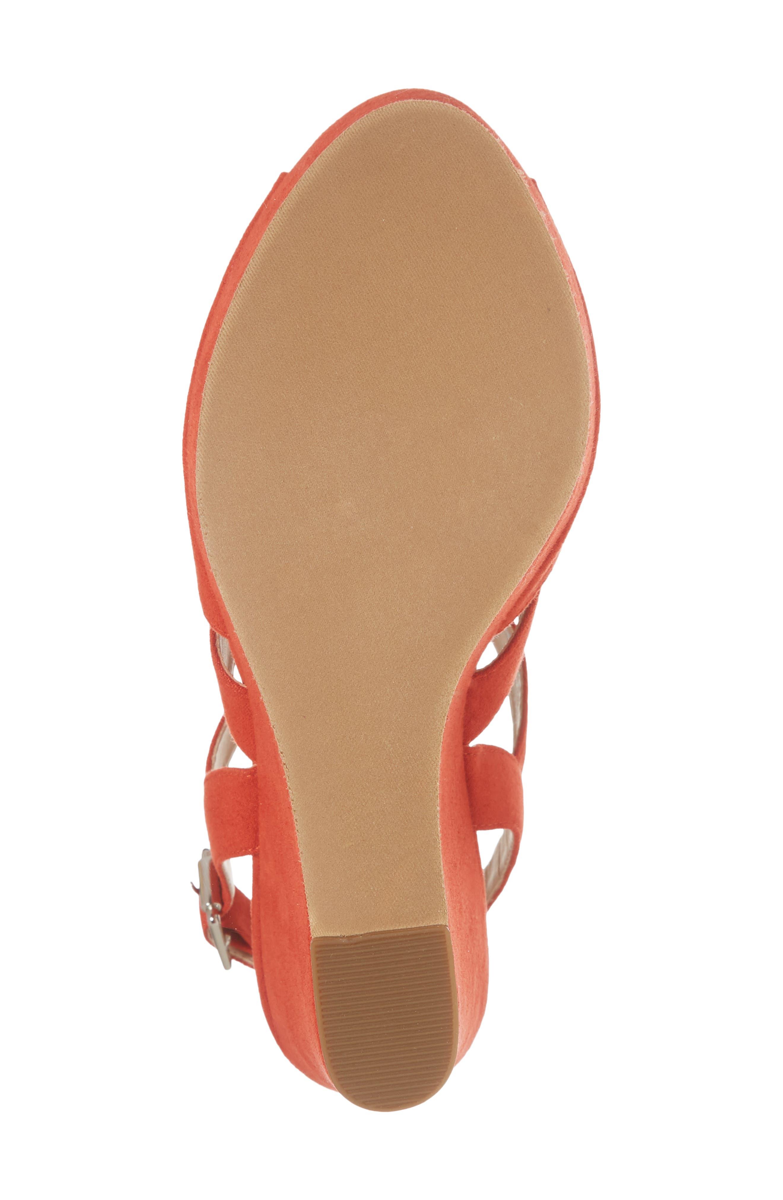 Sunny Platform Wedge Sandal,                             Alternate thumbnail 36, color,