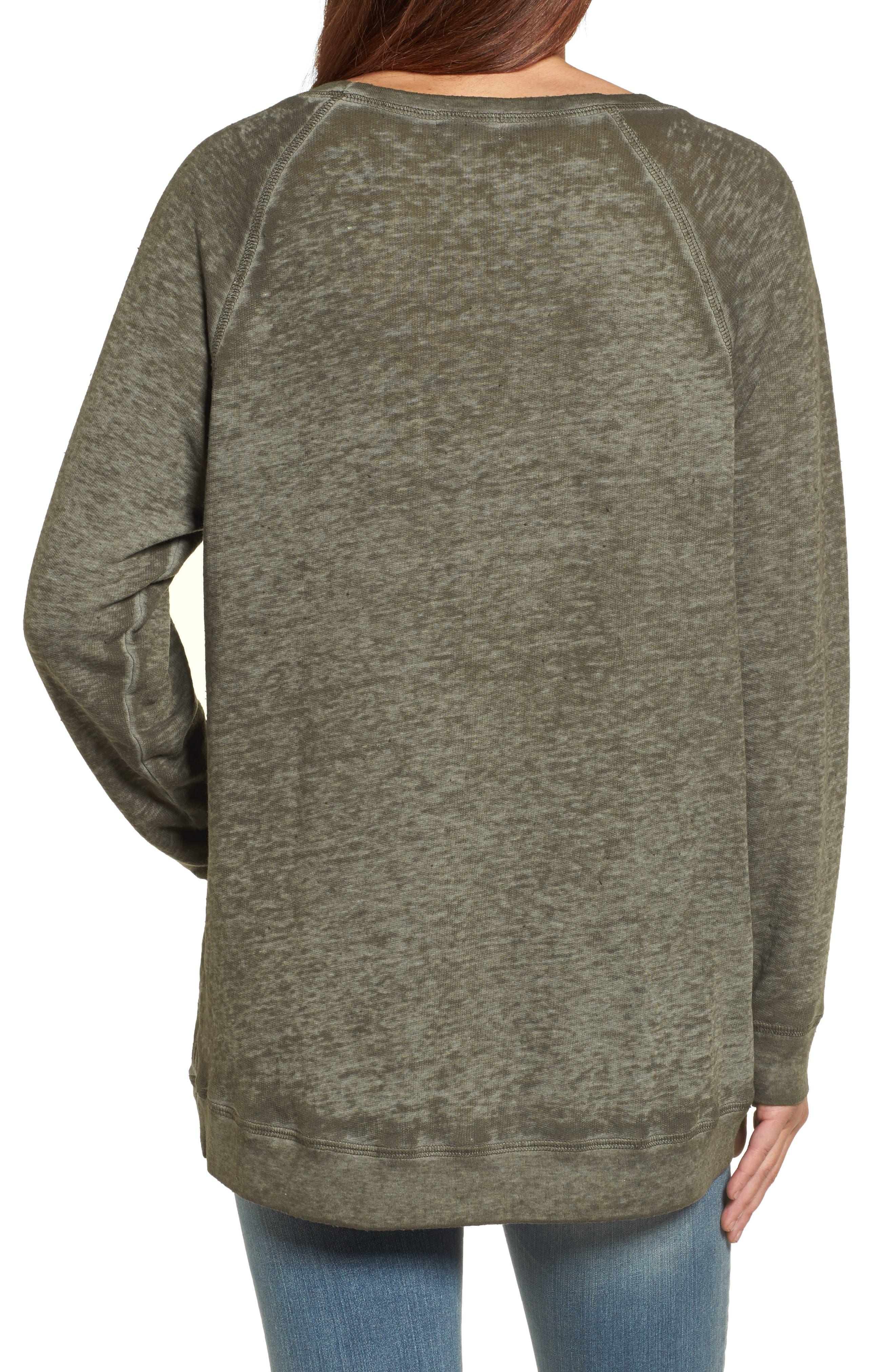Burnout Sweatshirt,                             Alternate thumbnail 47, color,