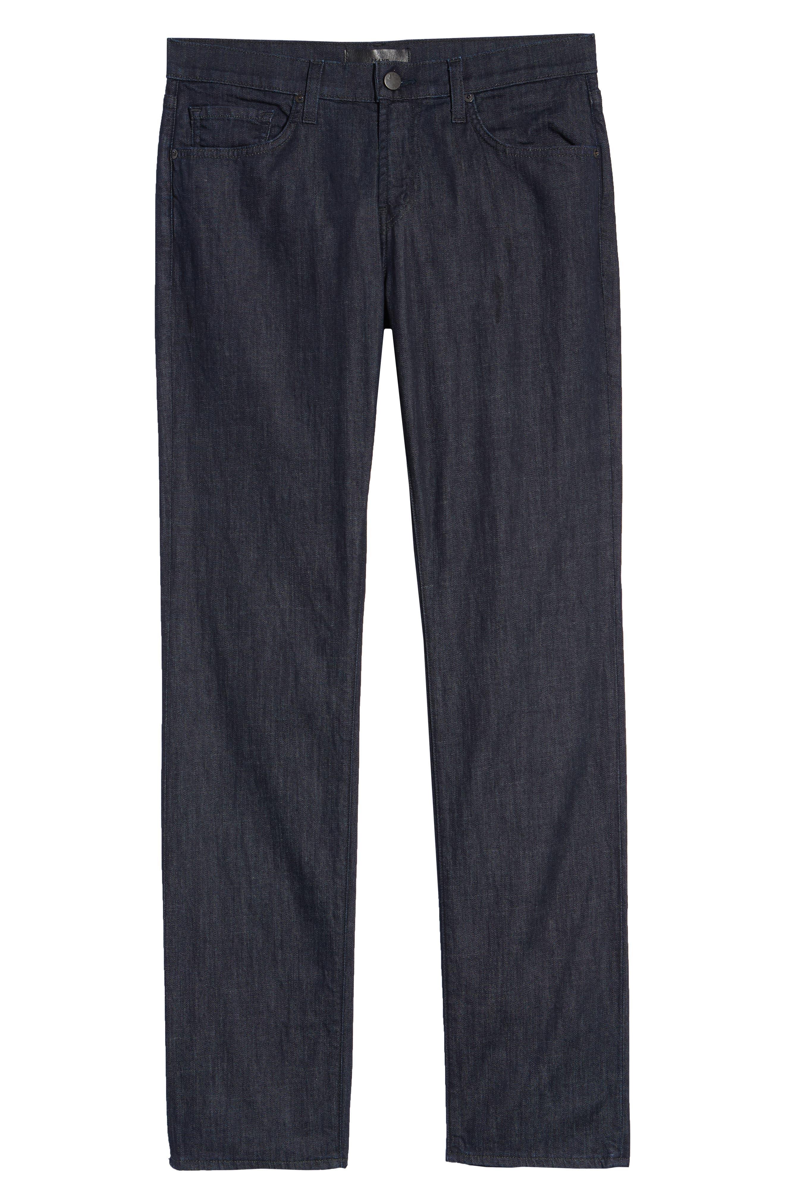 Kane Slim Straight Leg Jeans,                             Alternate thumbnail 2, color,                             HIRSCH