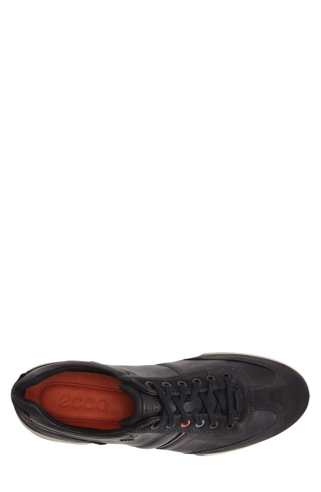 'Enrico' Sneaker,                             Alternate thumbnail 4, color,                             001