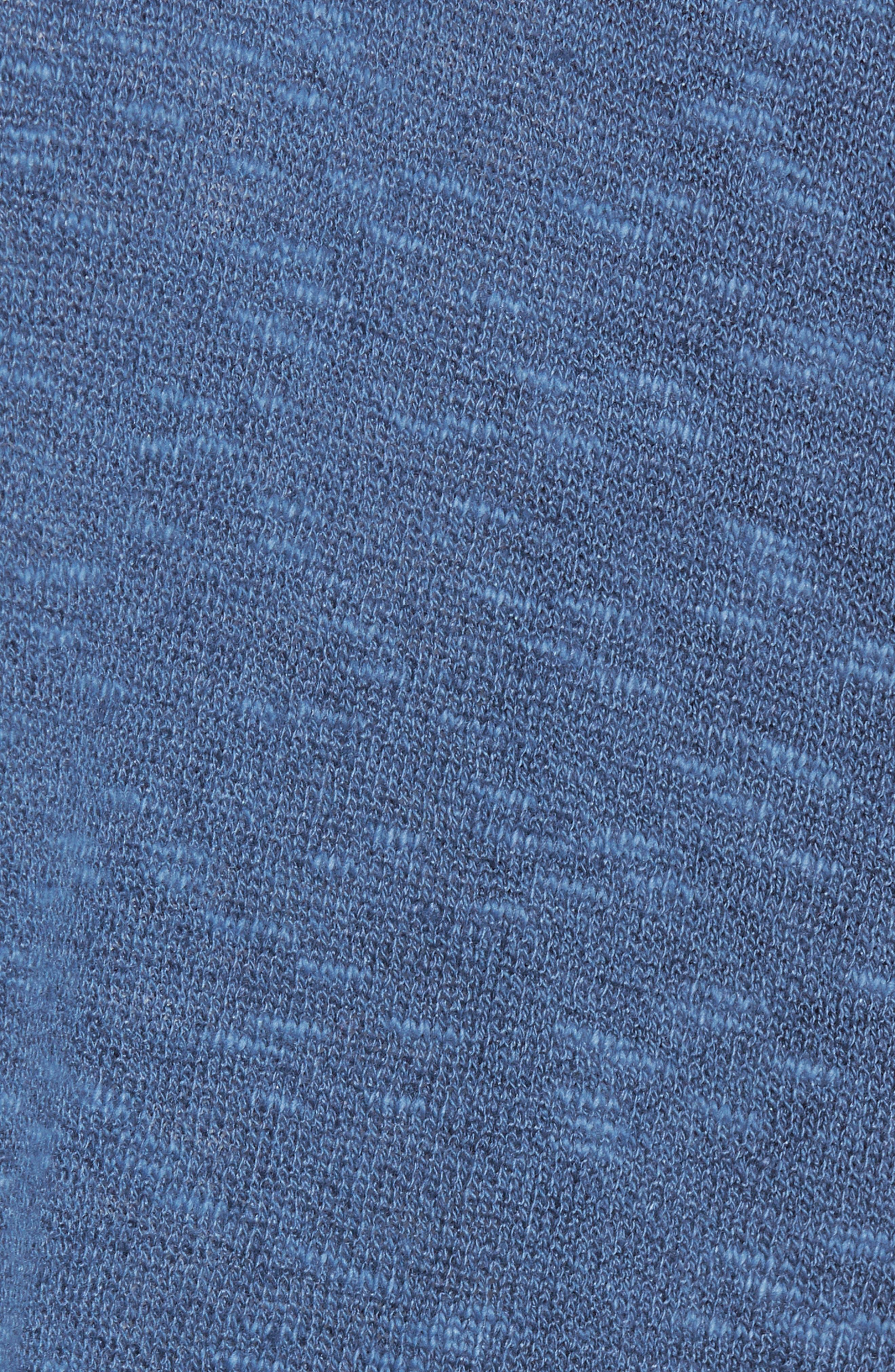 Organic Linen & Cotton Kimono Cardigan,                             Alternate thumbnail 11, color,