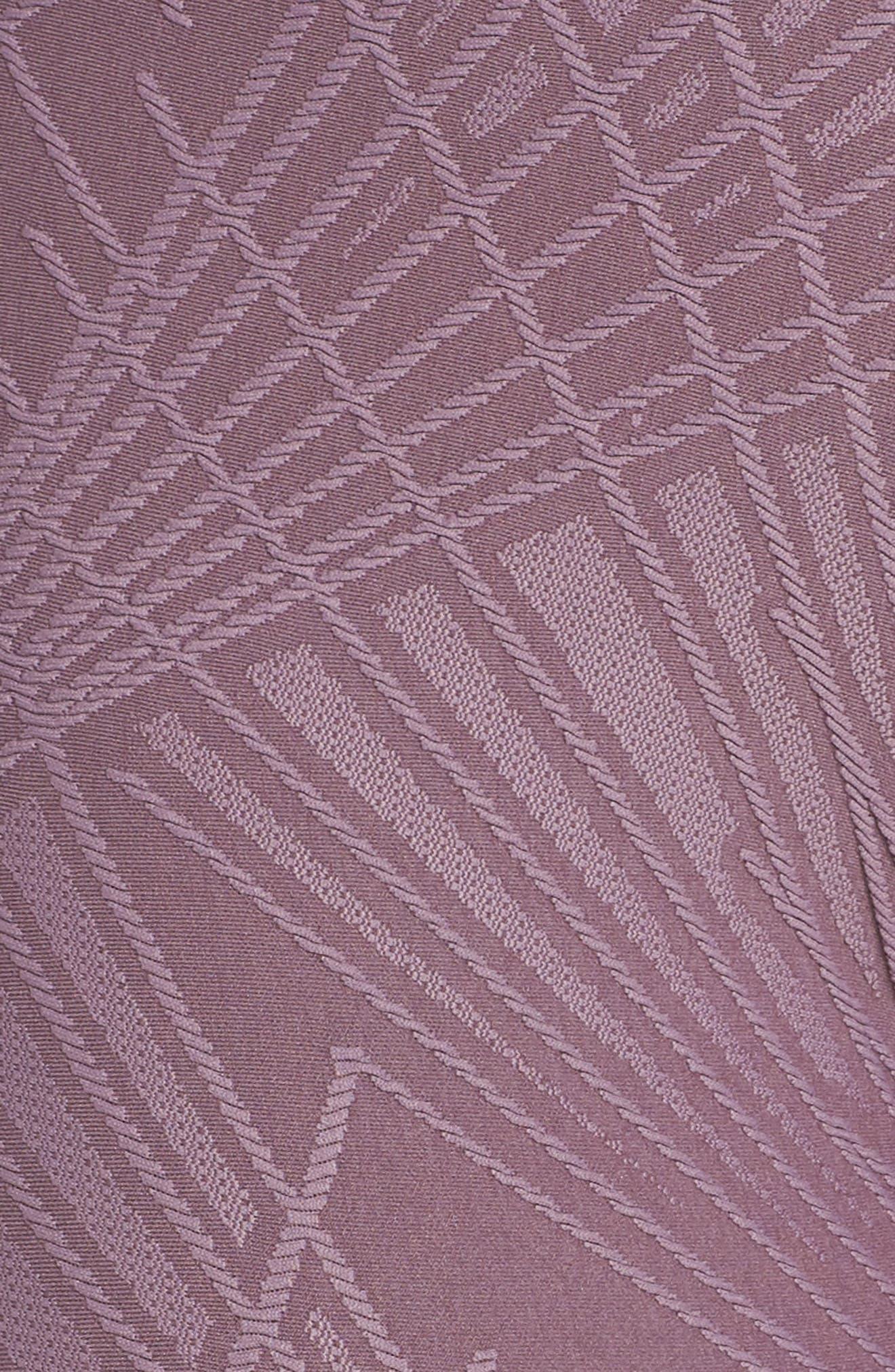 Selenite Midi Leggings,                             Alternate thumbnail 6, color,                             PURPLE HAZE