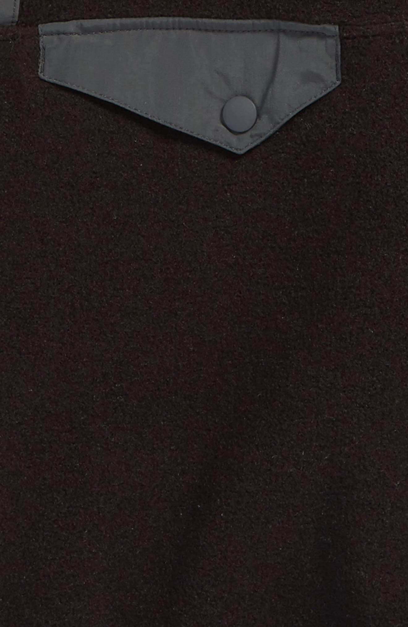Synchilla<sup>®</sup> Snap-T<sup>®</sup> Fleece Pullover,                             Alternate thumbnail 2, color,                             001