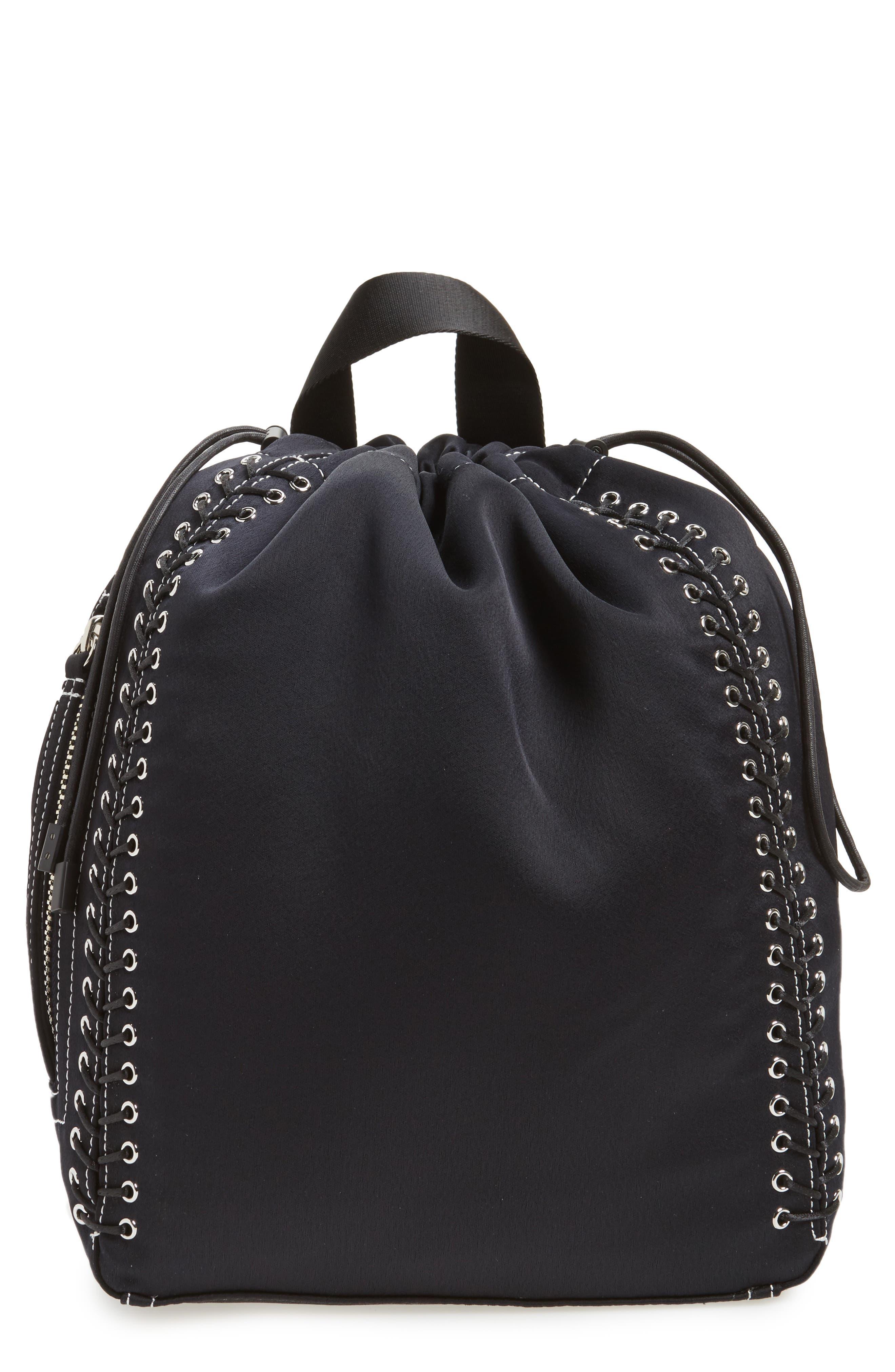 Phillip Lim 3.1 Medium Go-Go Lace-Up Backpack,                             Main thumbnail 1, color,                             420