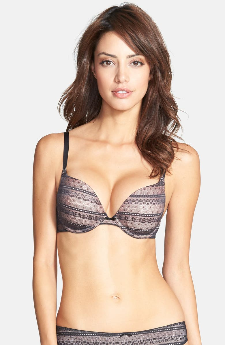 d9cdcb38a0 Passionata by Chantelle  My Daily Lace  Underwire Push-Up Bra ...