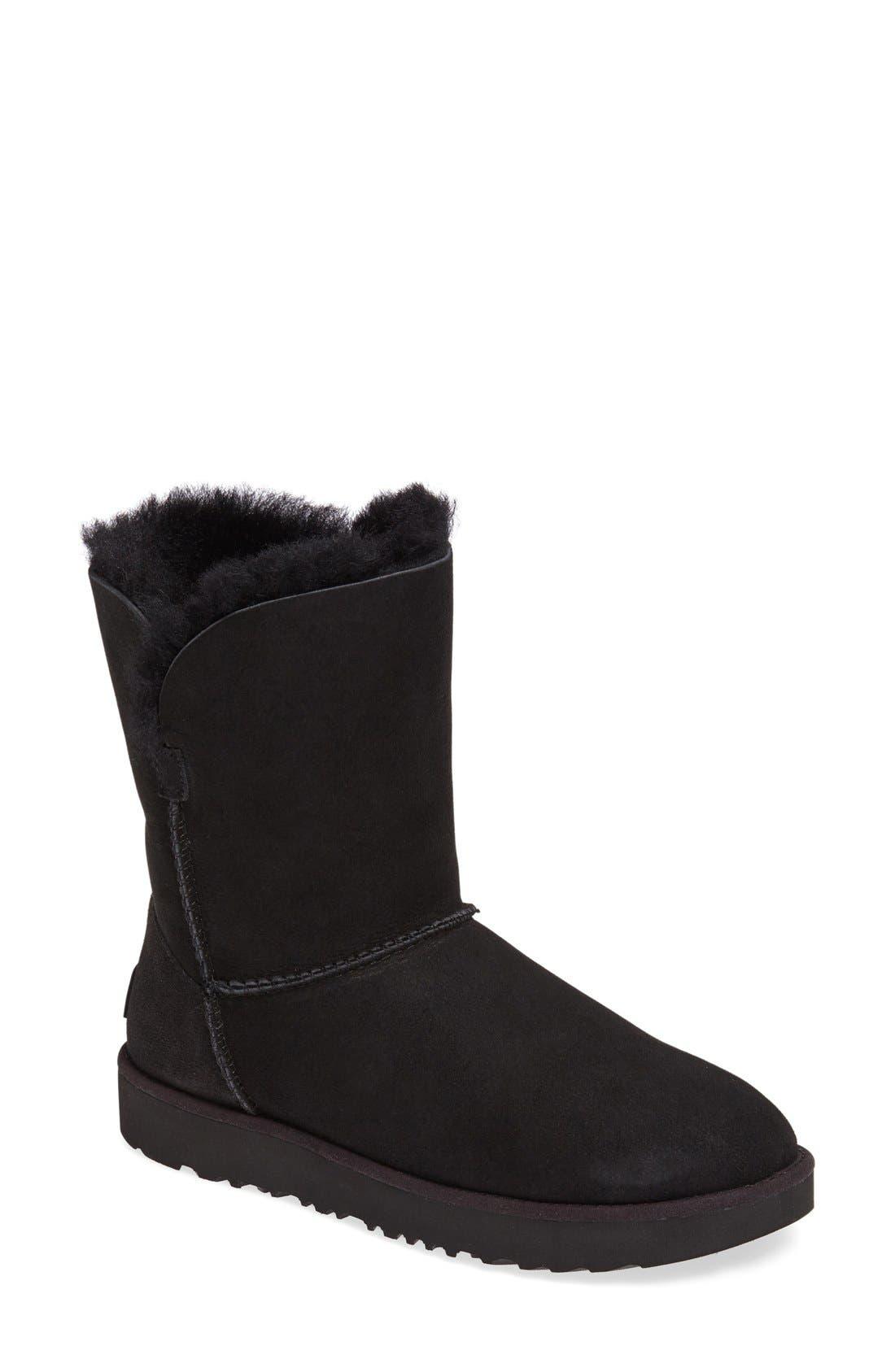 Classic Cuff Short Boot,                         Main,                         color, 001