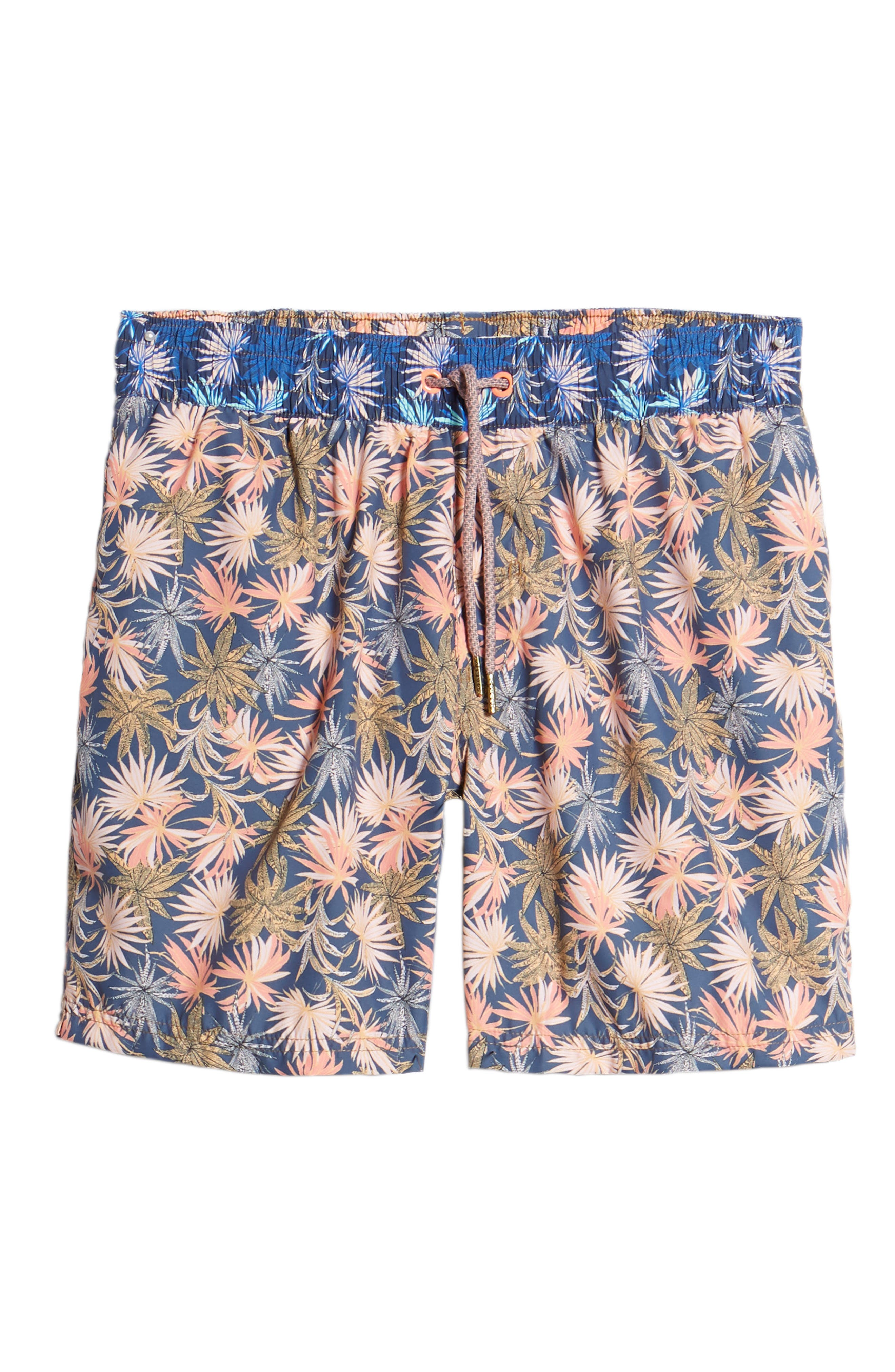 Kickflip Sport Fit Swim Trunks,                             Alternate thumbnail 6, color,                             400