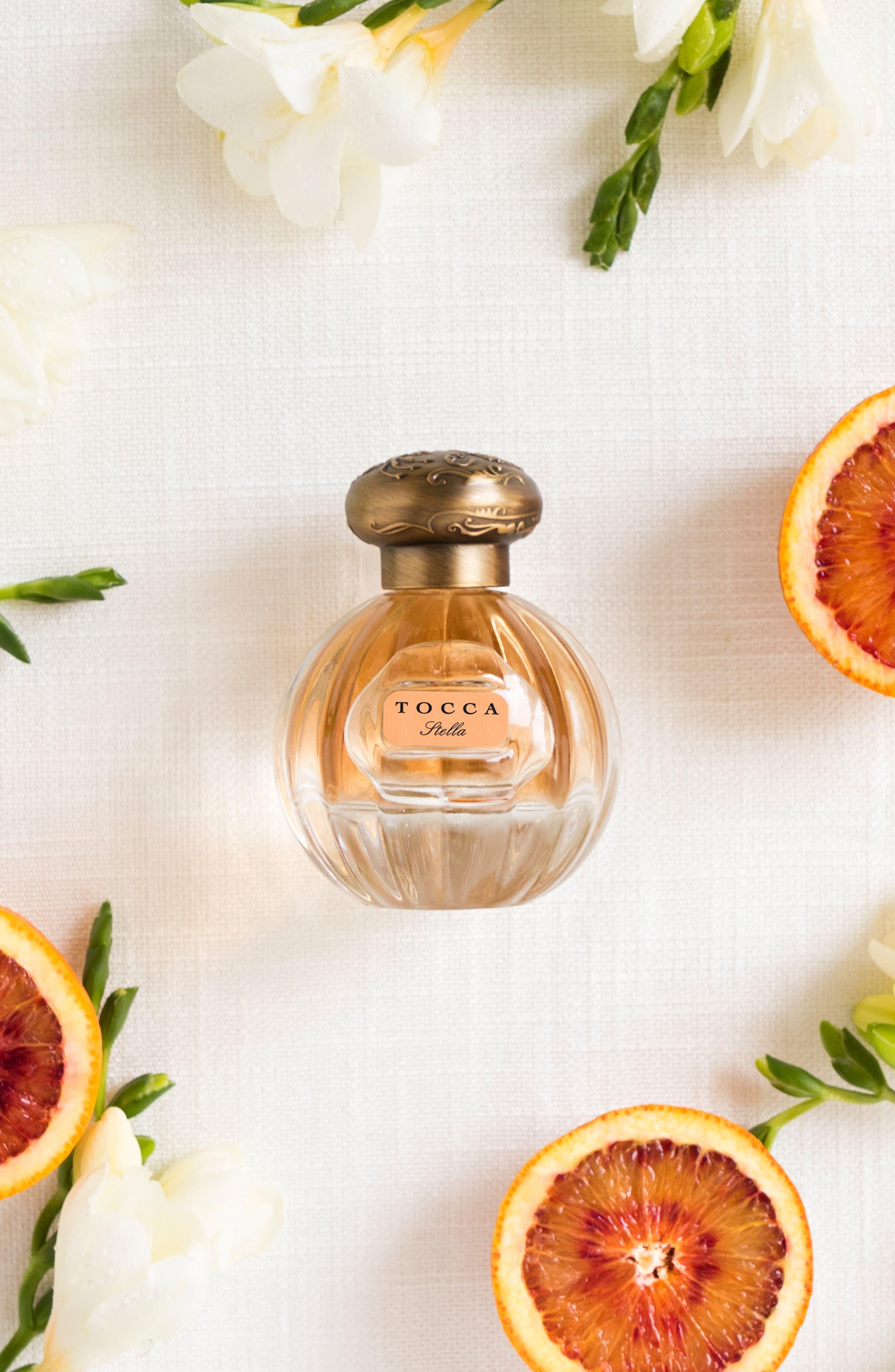TOCCA,                             Stella Eau de Parfum,                             Alternate thumbnail 3, color,                             000