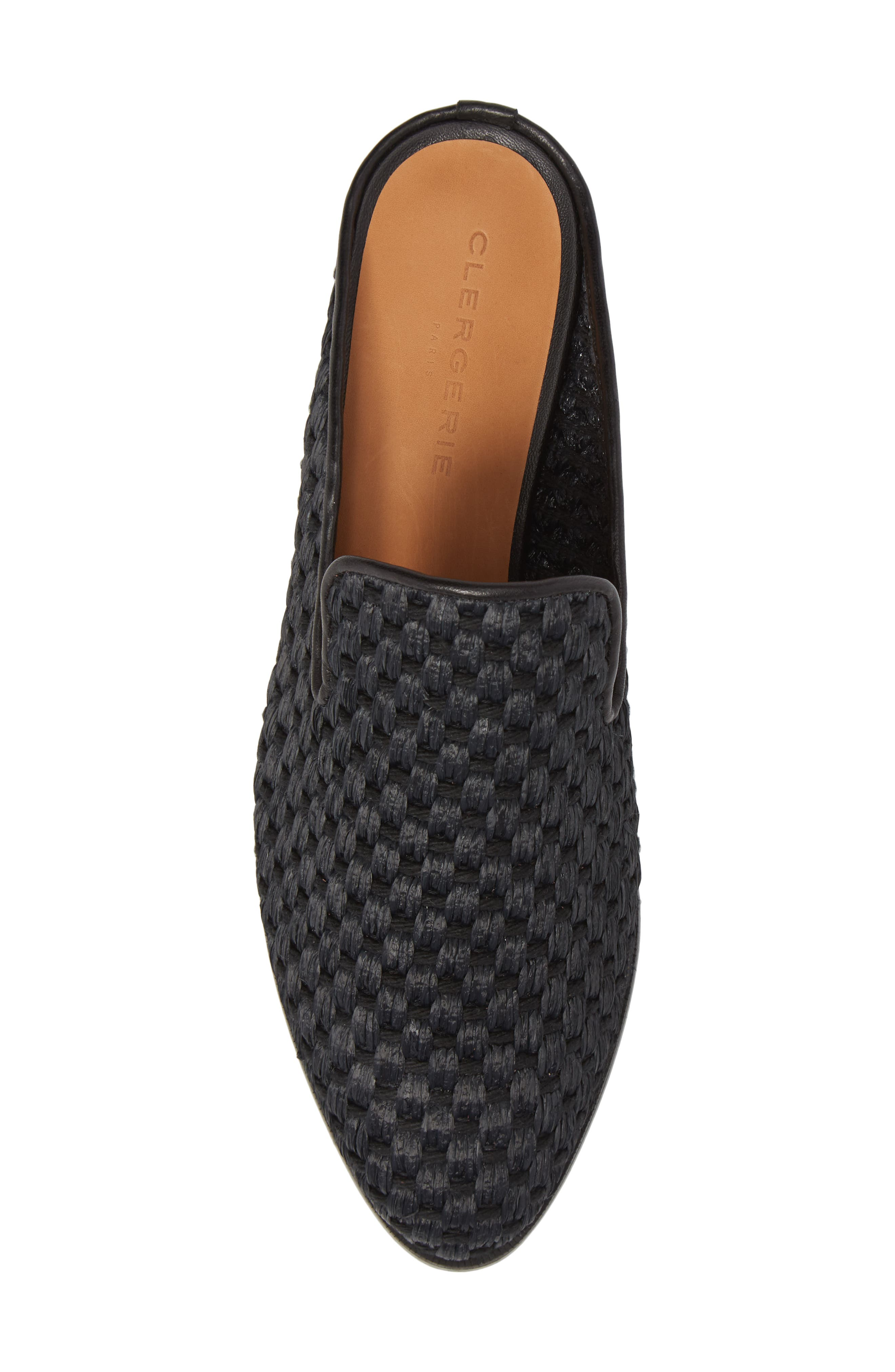 Aliceop Woven Loafer Mule,                             Alternate thumbnail 5, color,                             011