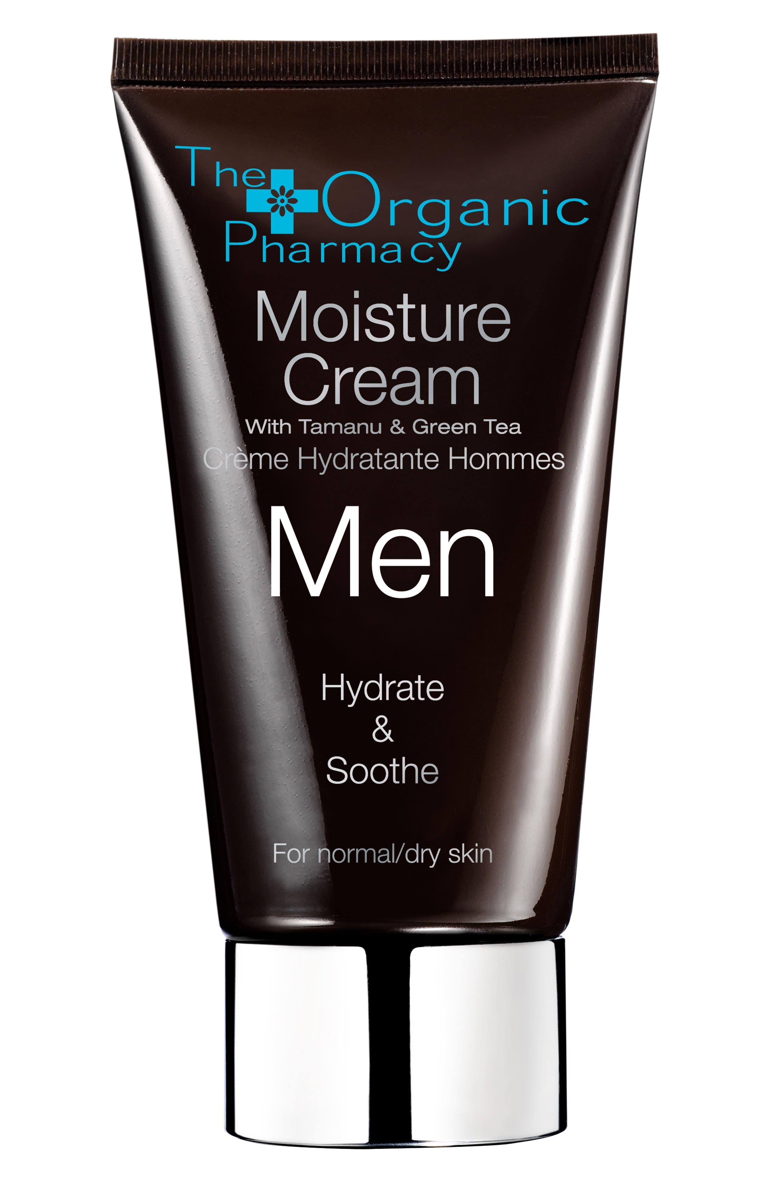 Men Moisture Cream,                             Main thumbnail 1, color,                             000