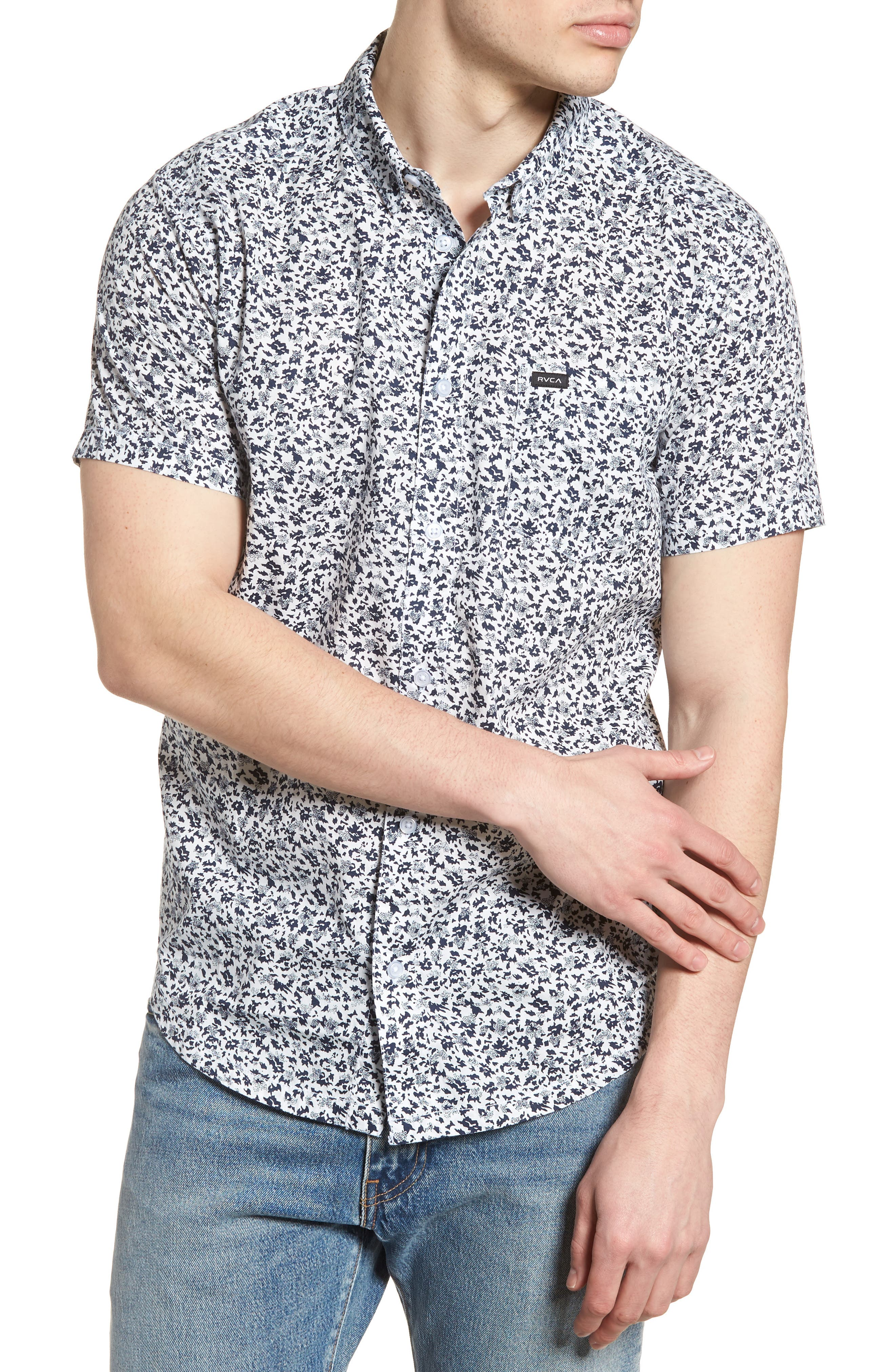 Dresden Woven Shirt,                             Main thumbnail 2, color,