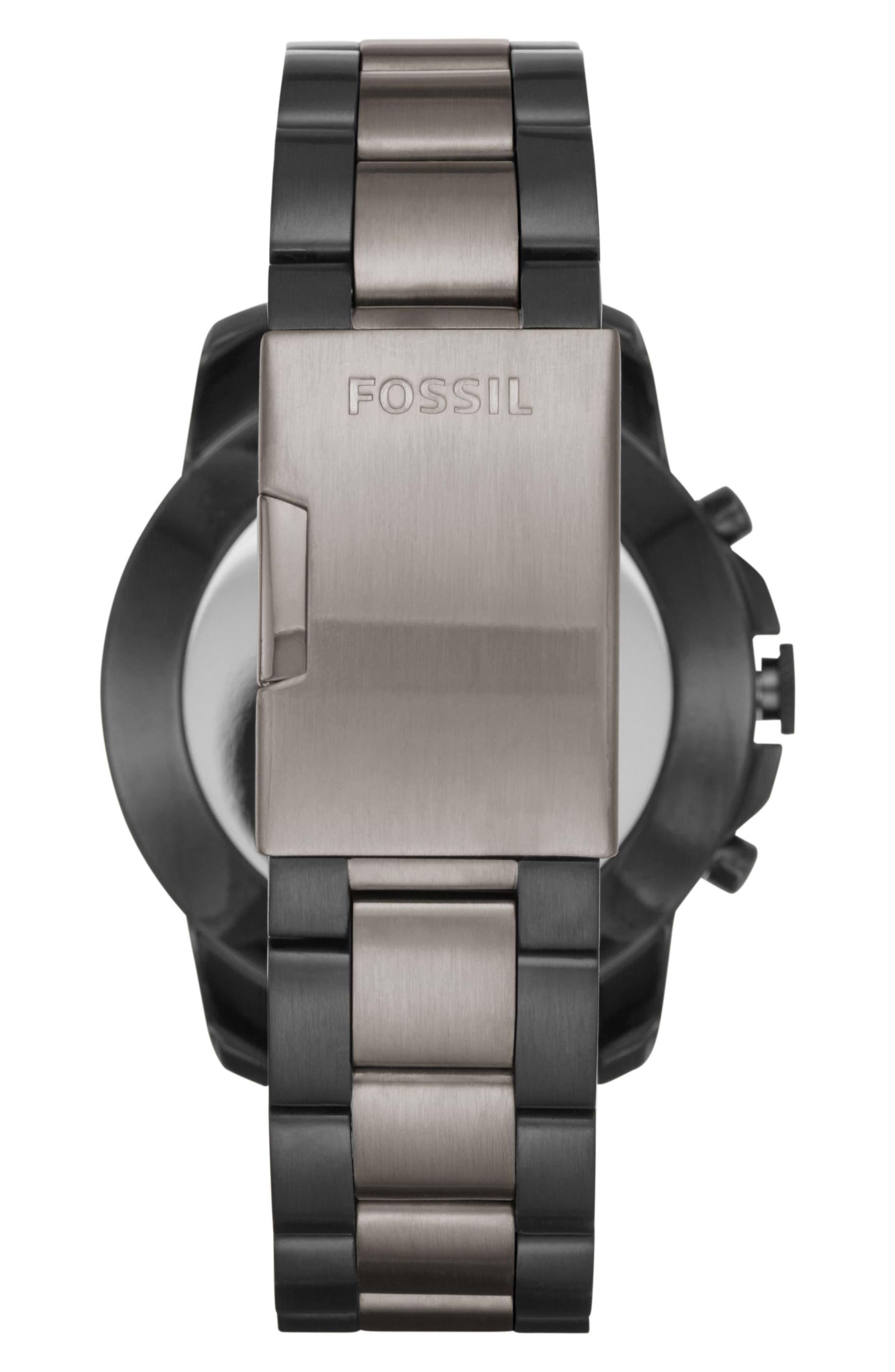 Grant Bracelet Smart Watch, 44mm,                             Alternate thumbnail 5, color,