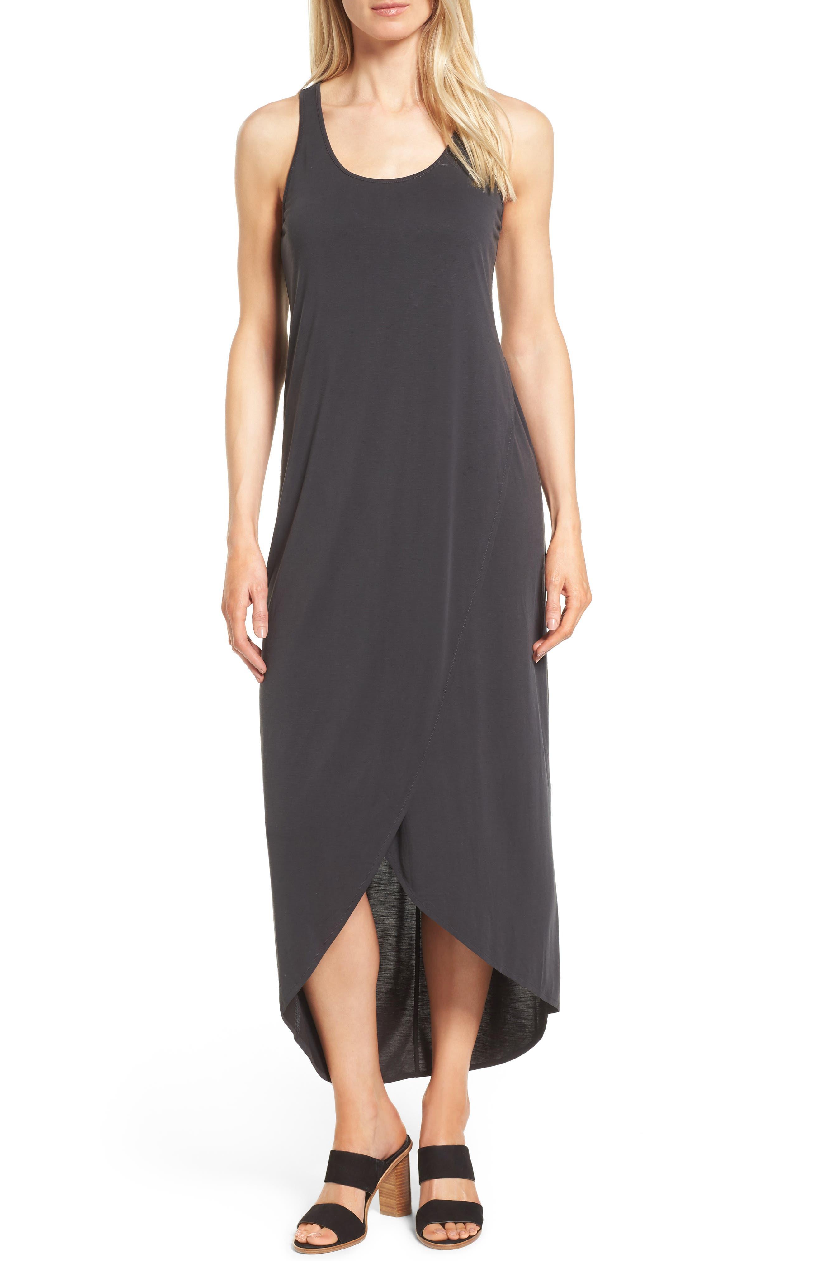 Boardwalk Jersey Maxi Dress,                             Main thumbnail 1, color,                             006