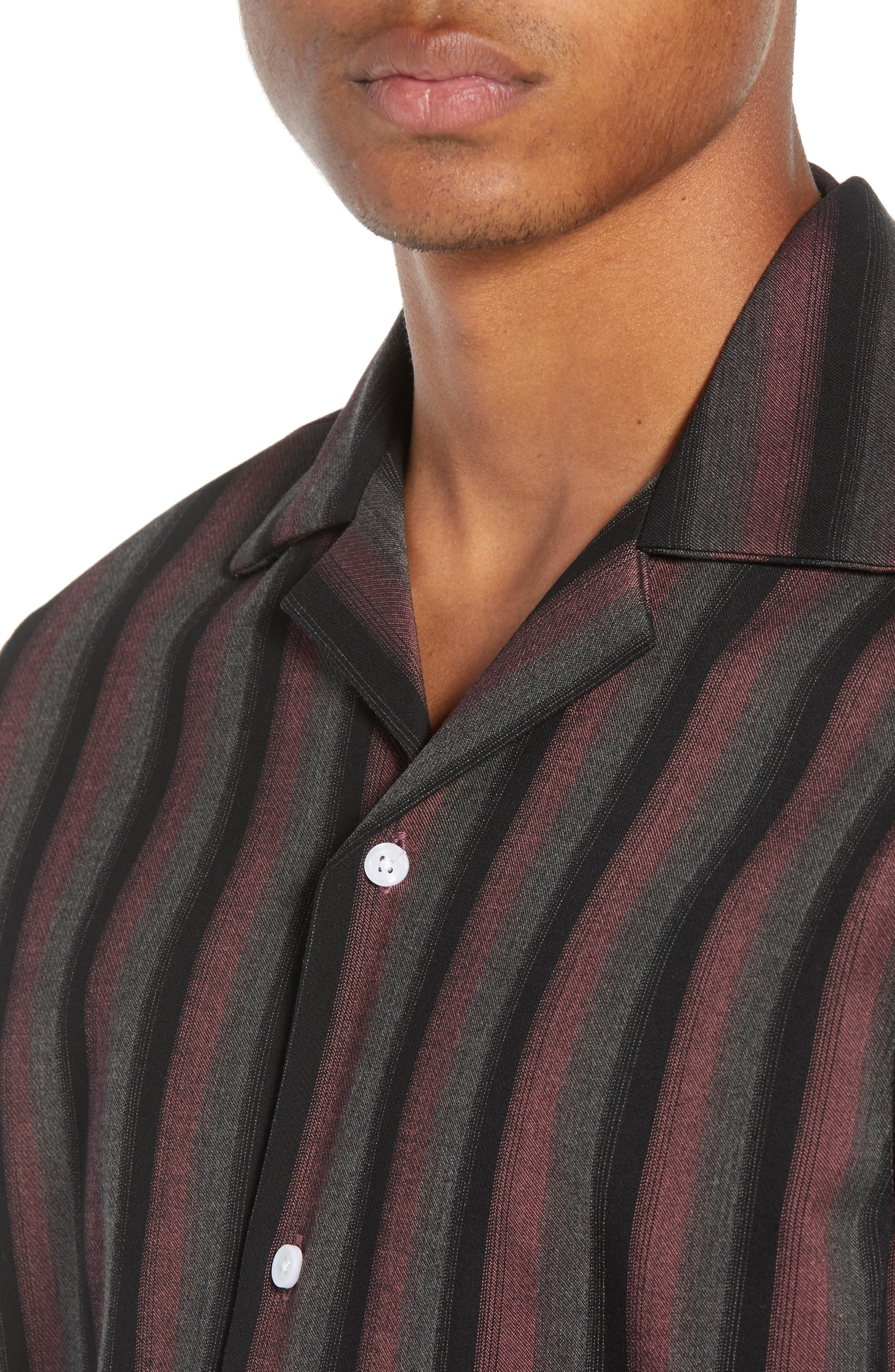 Canty Frequency Camp Shirt,                             Alternate thumbnail 2, color,                             650