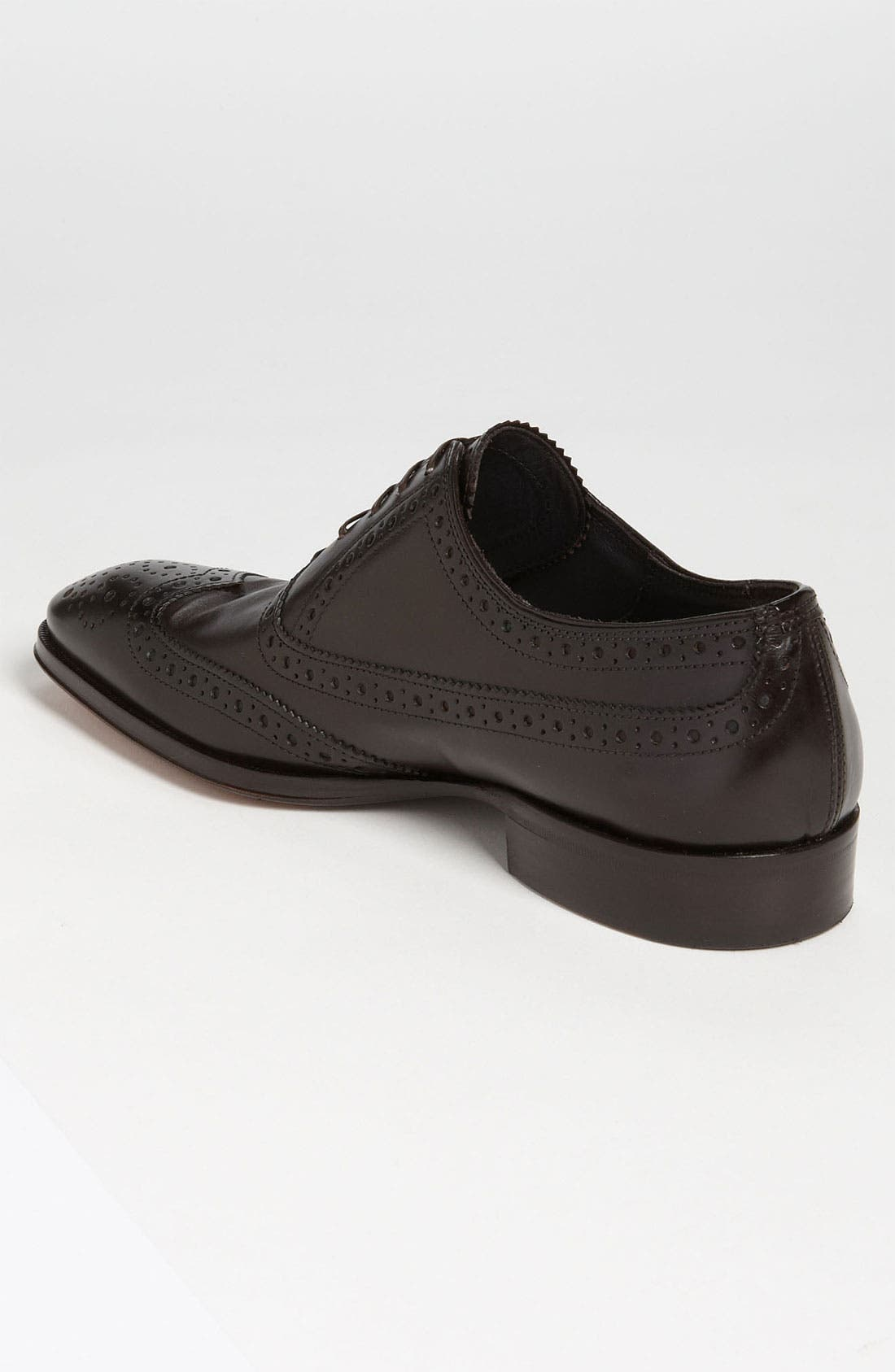 'Windsor' Wingtip Oxford,                             Alternate thumbnail 3, color,                             209