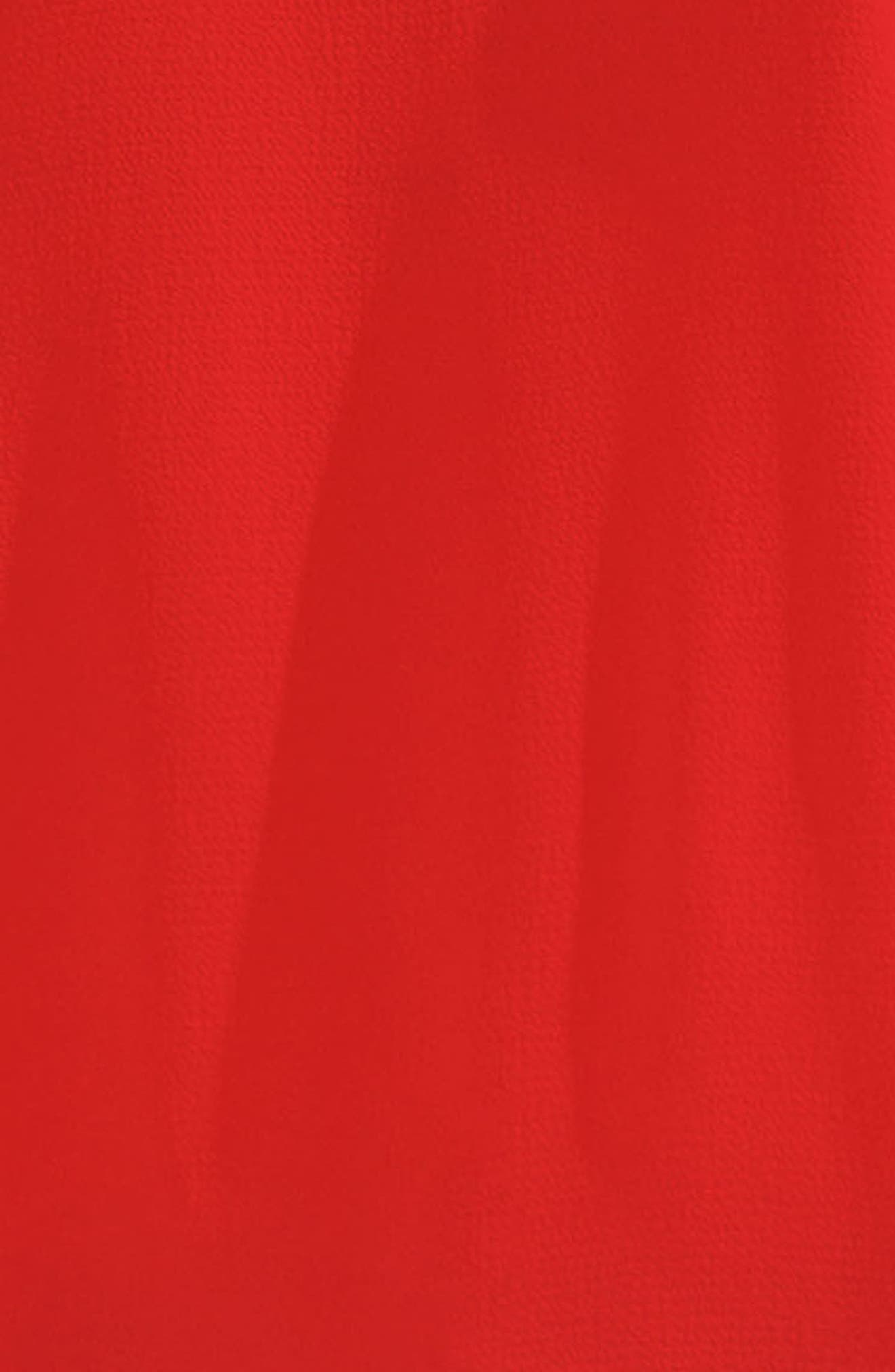 Drop Shoulder Ruffle Sleeve Blouse,                             Alternate thumbnail 21, color,