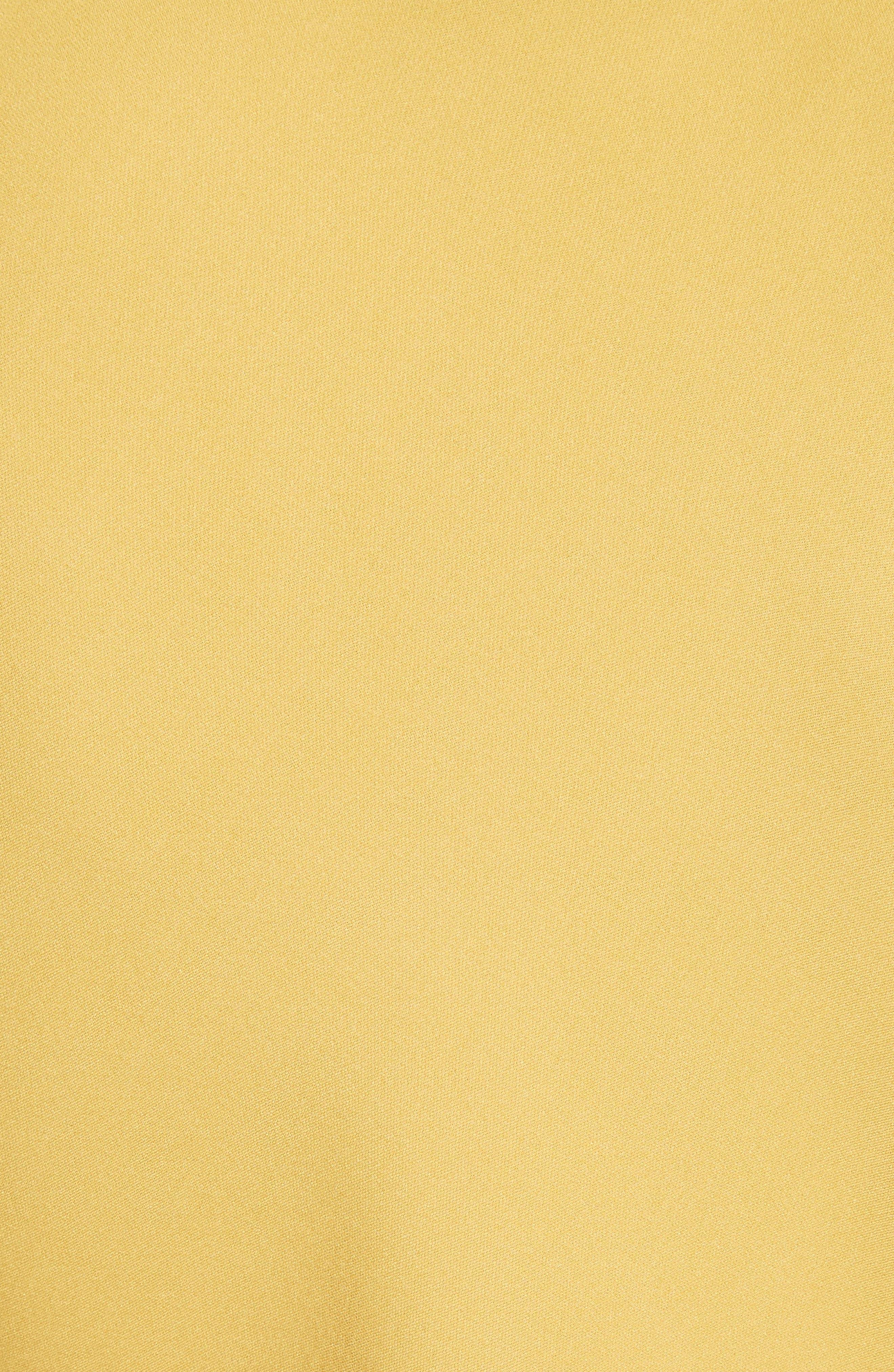 Turtleneck Bias Silk Top,                             Alternate thumbnail 20, color,