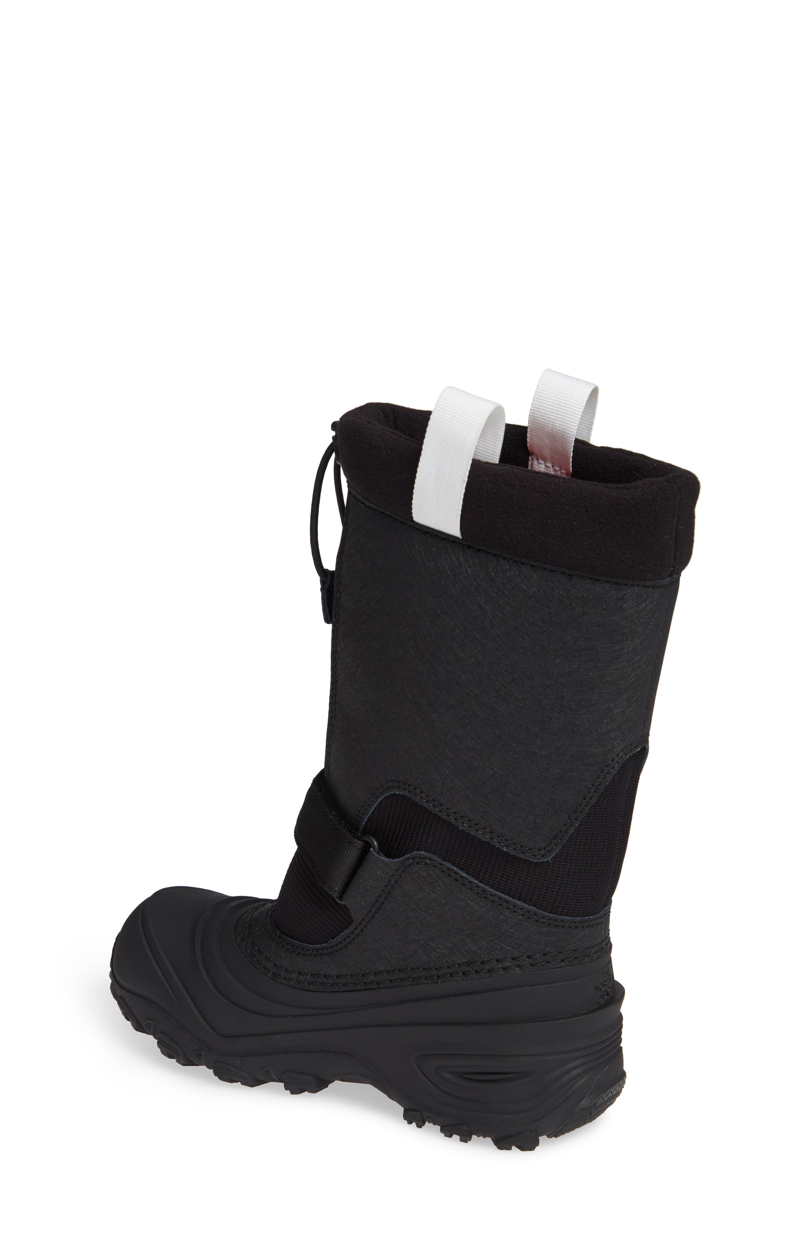 Alpenglow Extreme III Waterproof Snow Boot,                             Alternate thumbnail 2, color,                             001