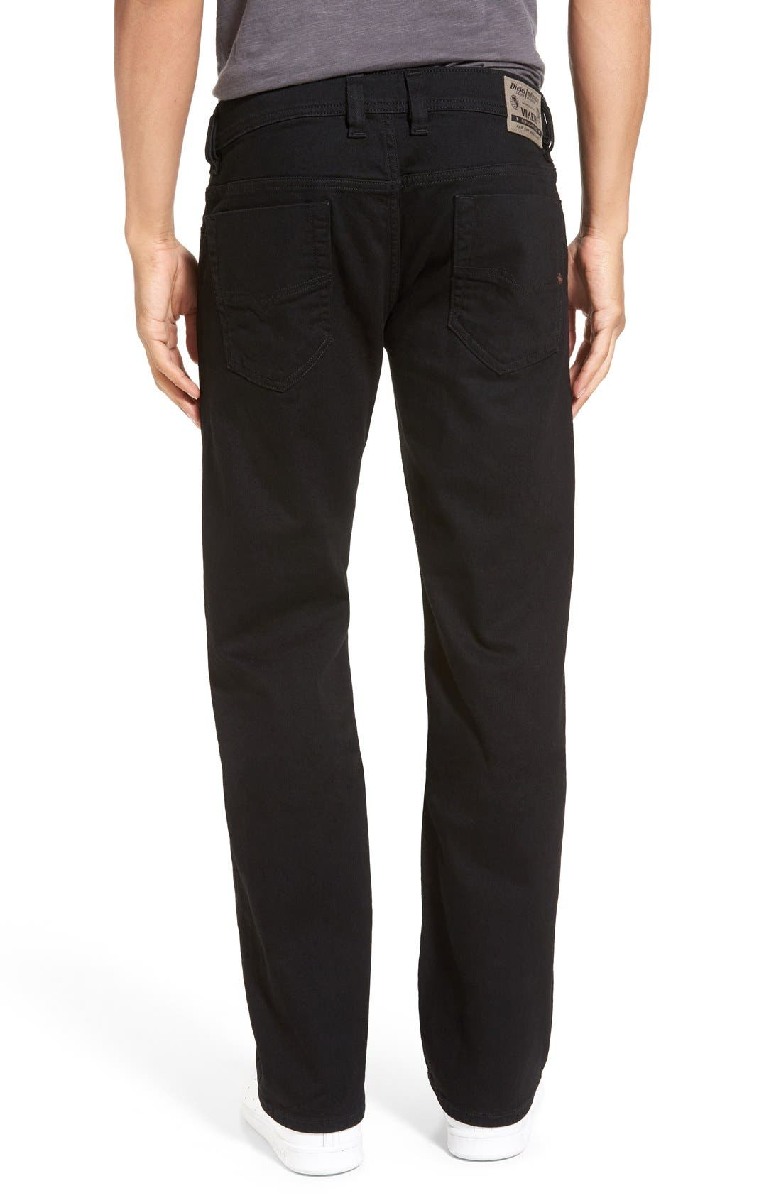 'Viker' Straight Fit Jeans,                             Alternate thumbnail 3, color,                             008