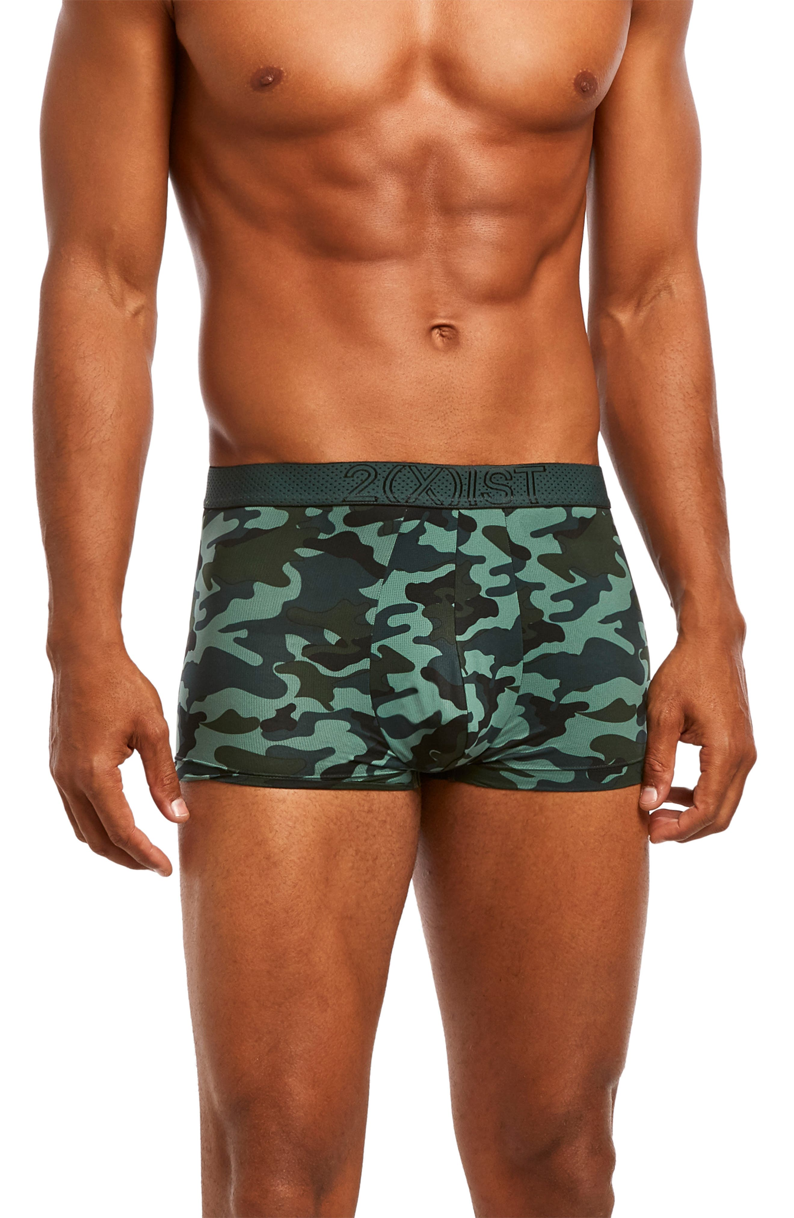 Speed Dri Trunks,                             Main thumbnail 1, color,                             CAMO/ GREEN GABLES