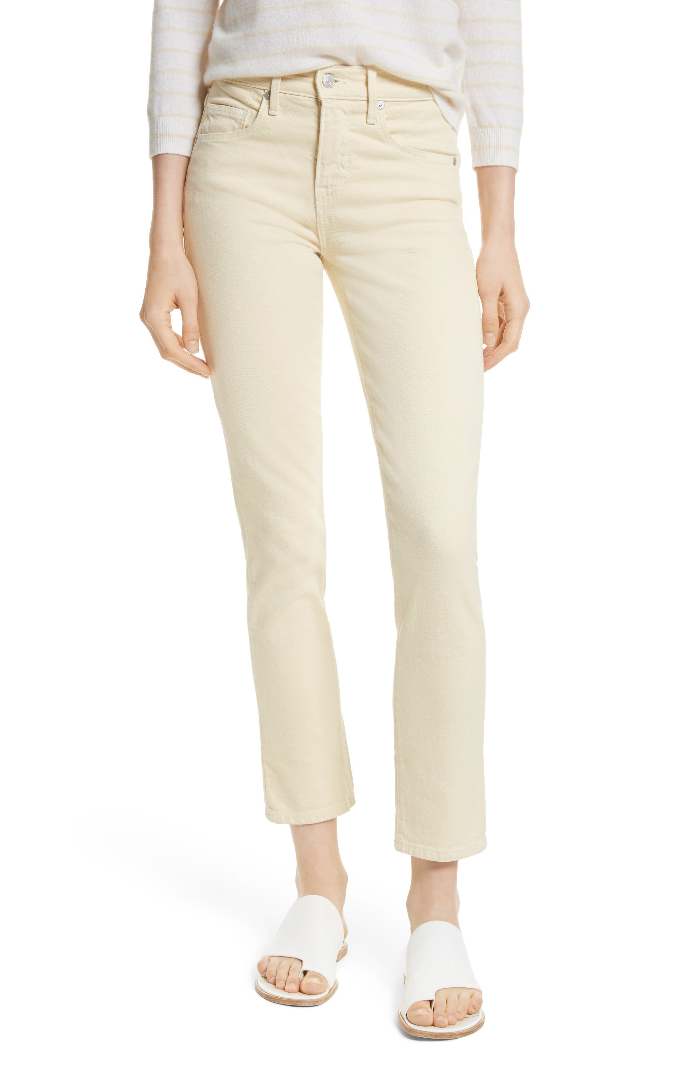 Skinny Crop Jeans,                             Main thumbnail 4, color,