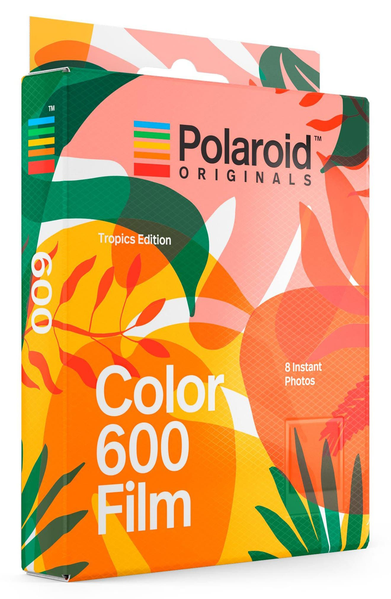 Tropics Edition 600 Color Instant Film,                             Alternate thumbnail 3, color,                             MULTI