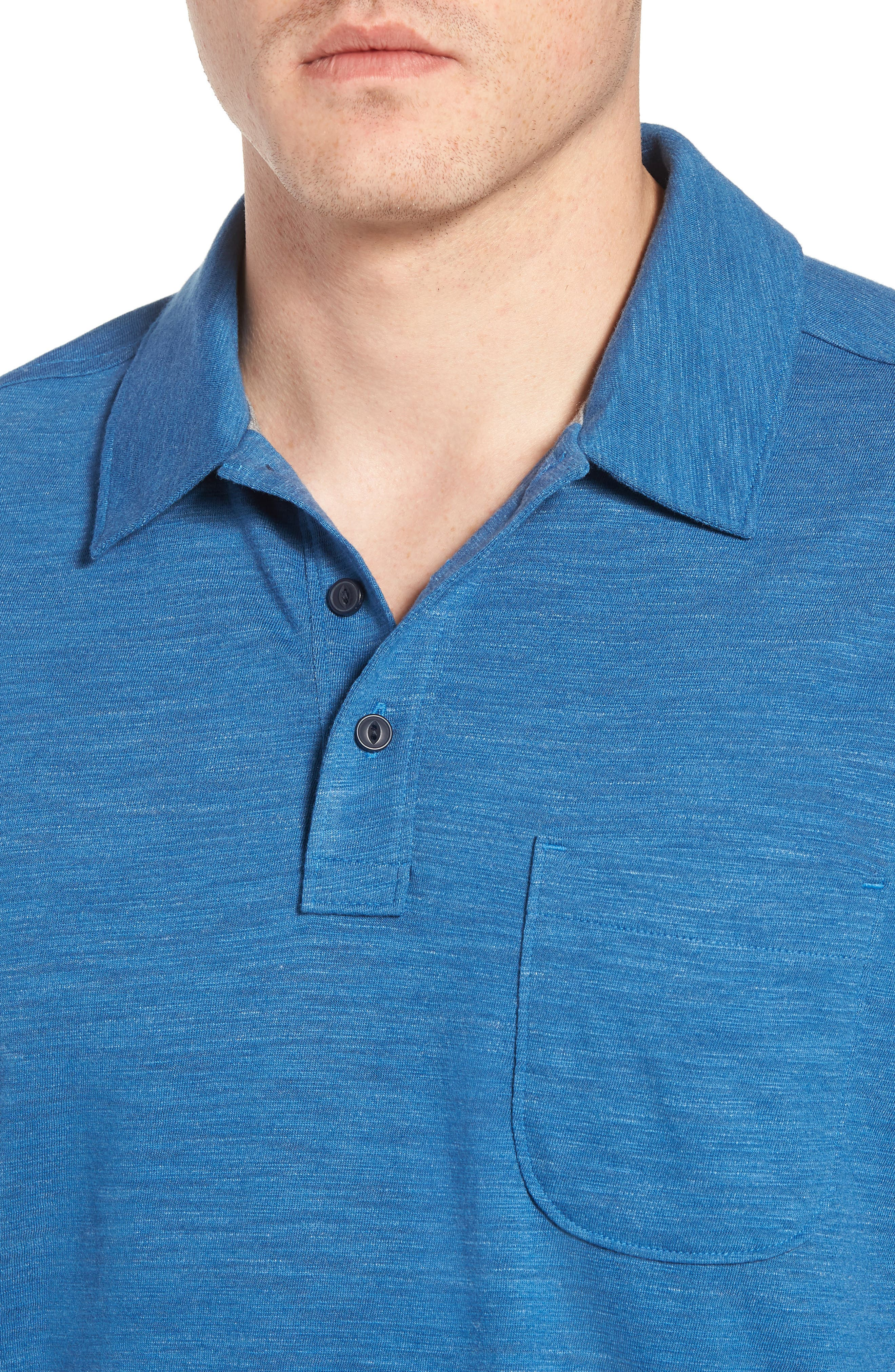 Space Dyed Pocket Polo,                             Alternate thumbnail 24, color,