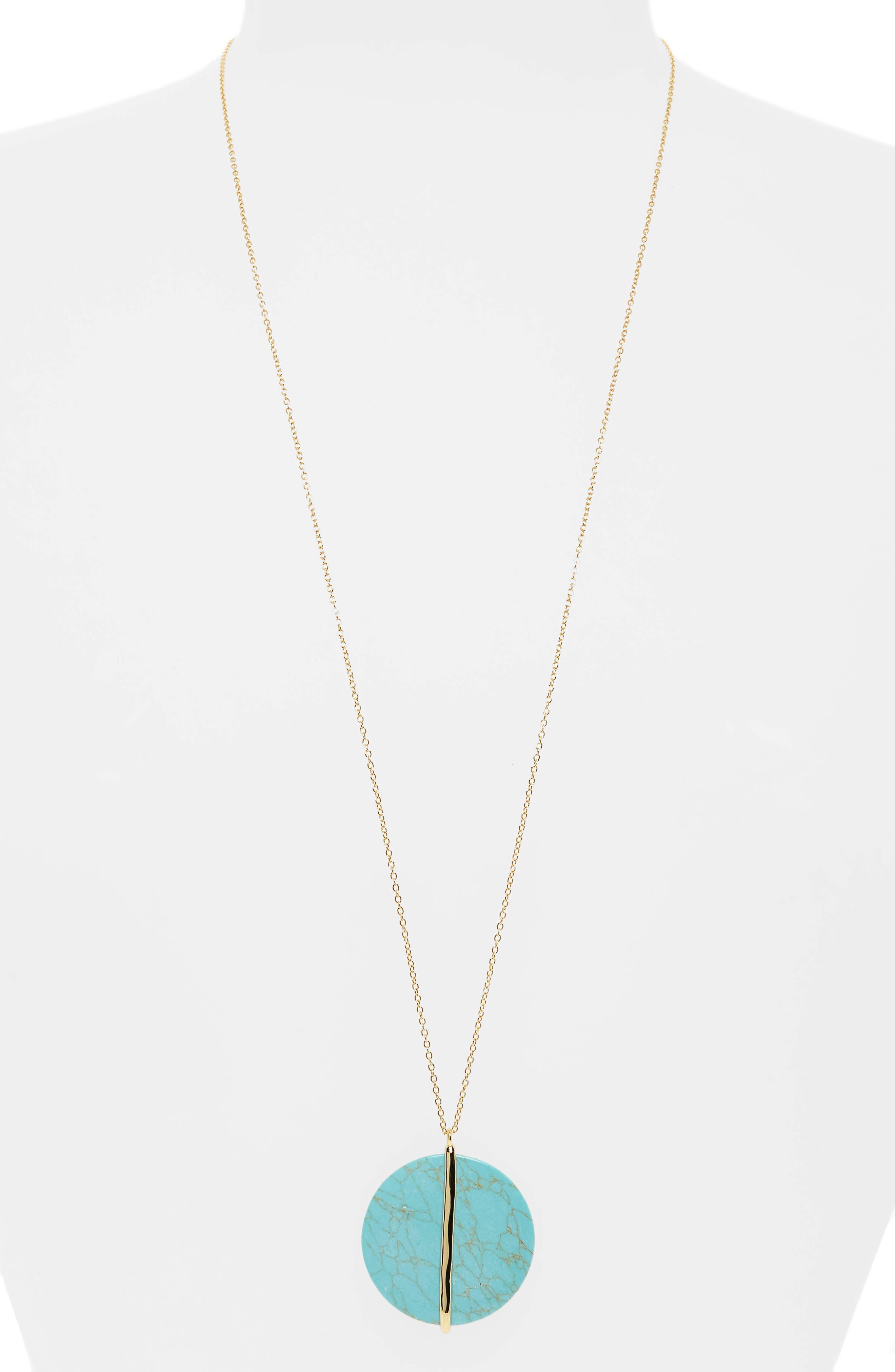 Brinn Pendant Necklace,                         Main,                         color, 440
