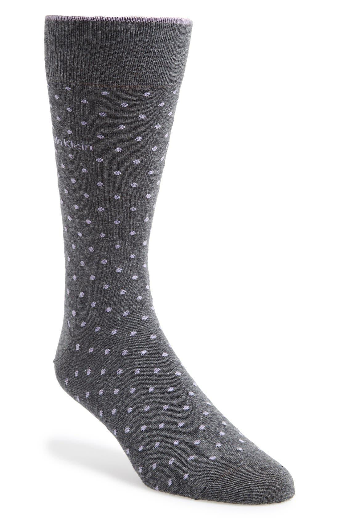 Dot Socks,                             Main thumbnail 7, color,
