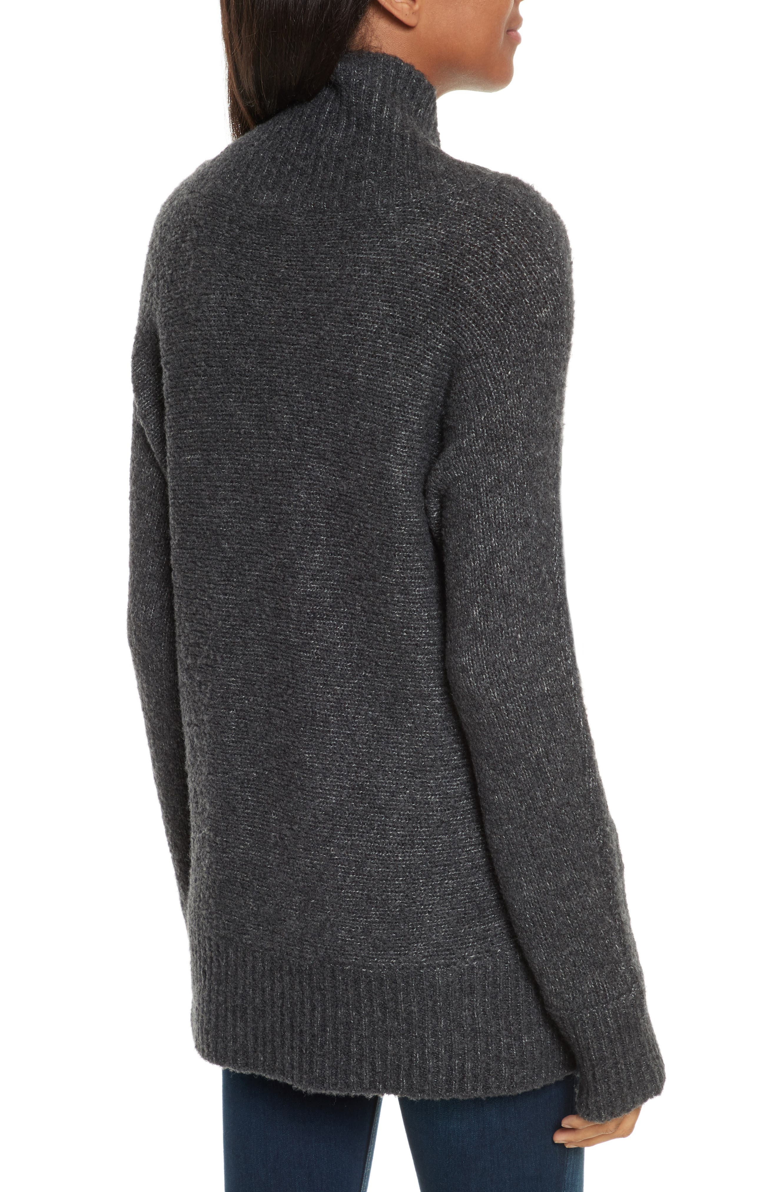 Lehi Wool & Cashmere Sweater,                             Alternate thumbnail 3, color,