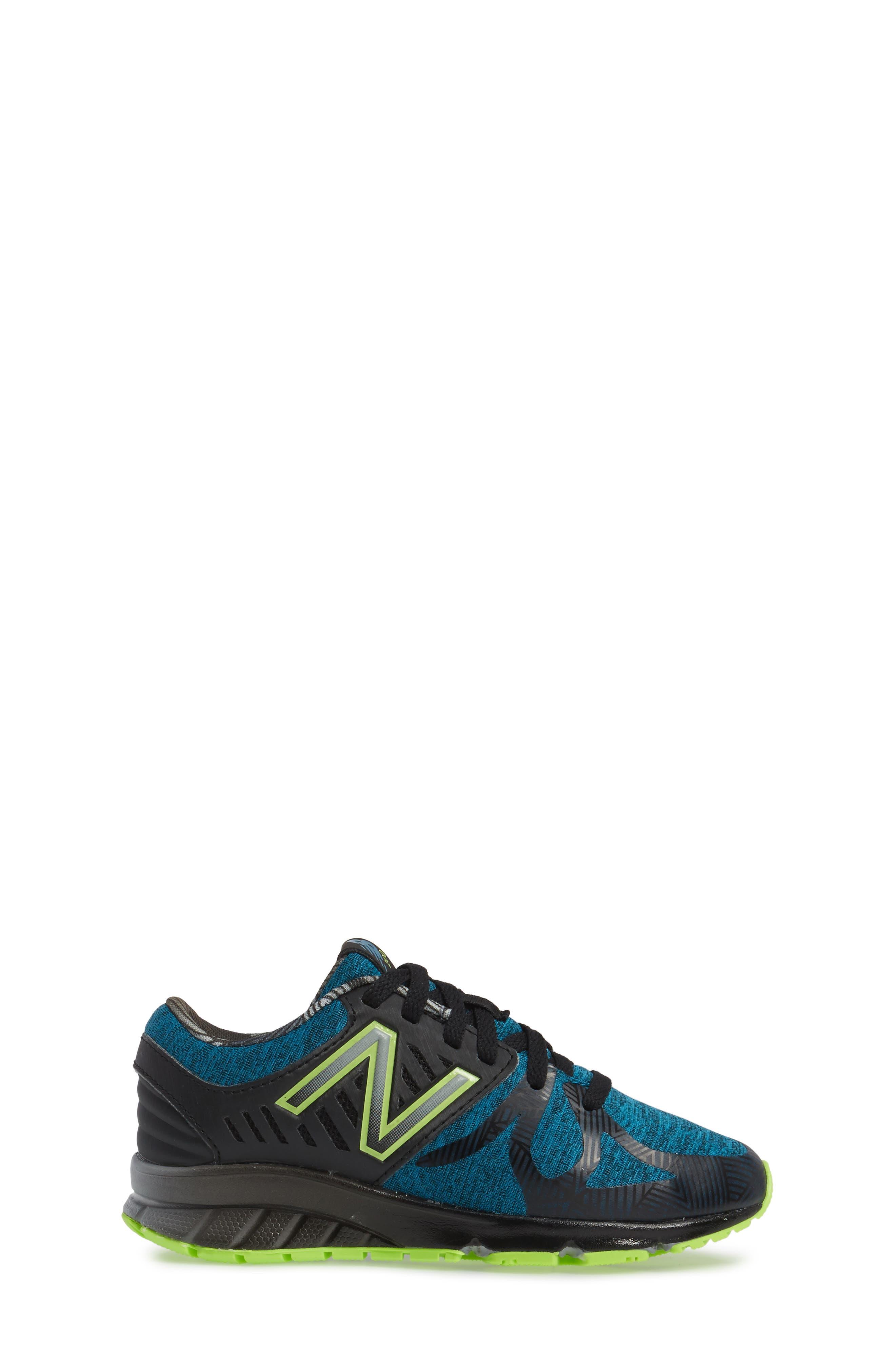 200 Electric Rainbow Athletic Shoe,                             Alternate thumbnail 3, color,                             407
