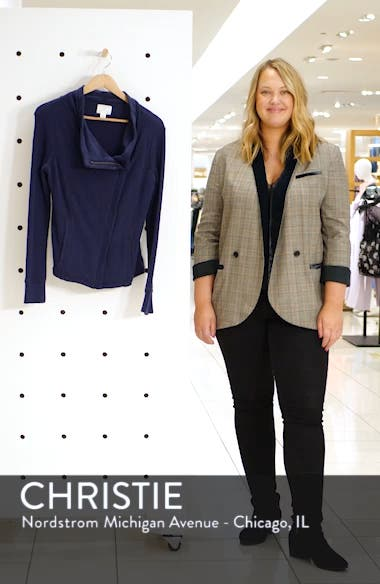 Knit Moto Jacket, sales video thumbnail