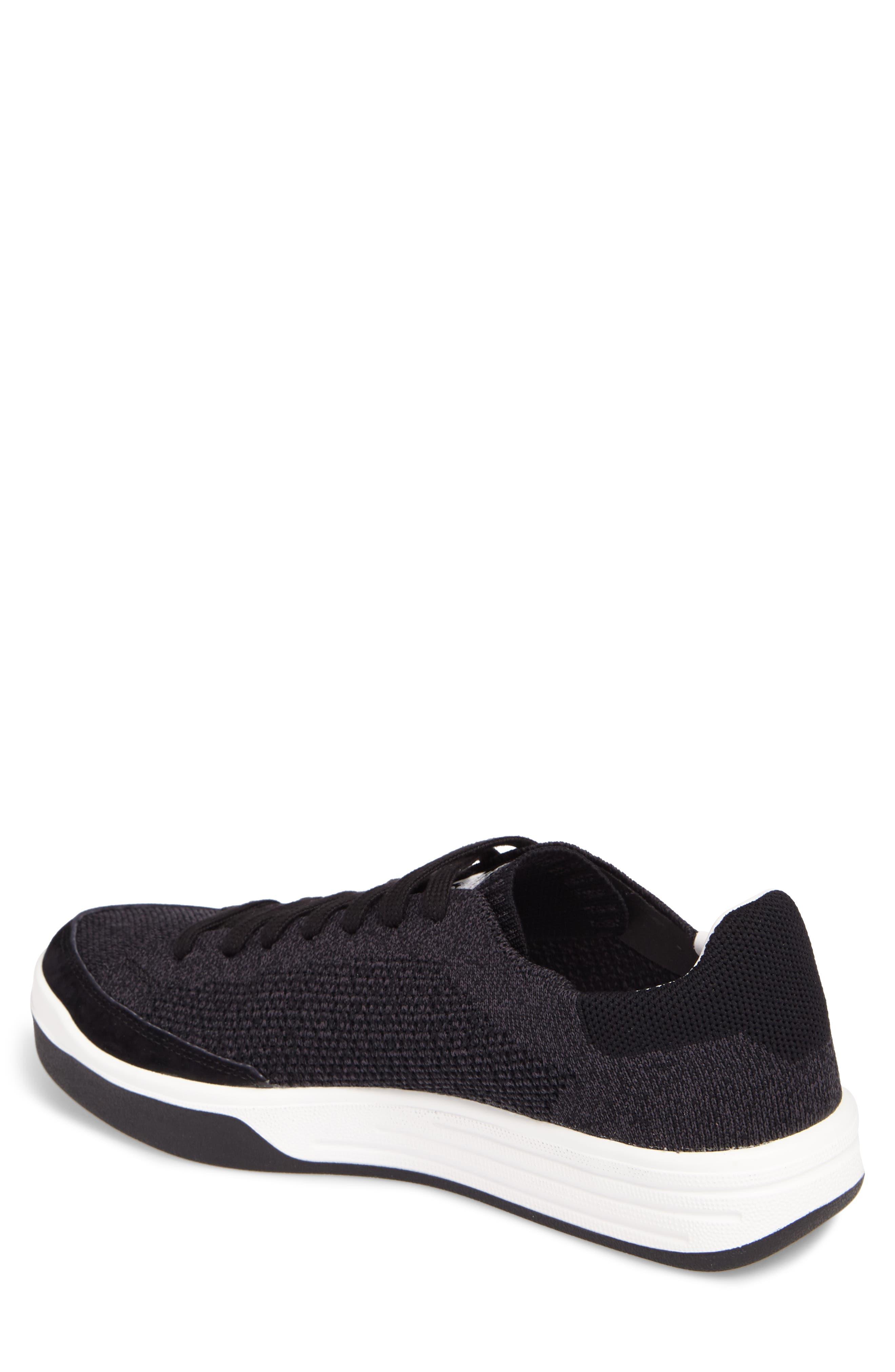 Rod Laver Super Primeknit Sneaker,                             Alternate thumbnail 2, color,                             001