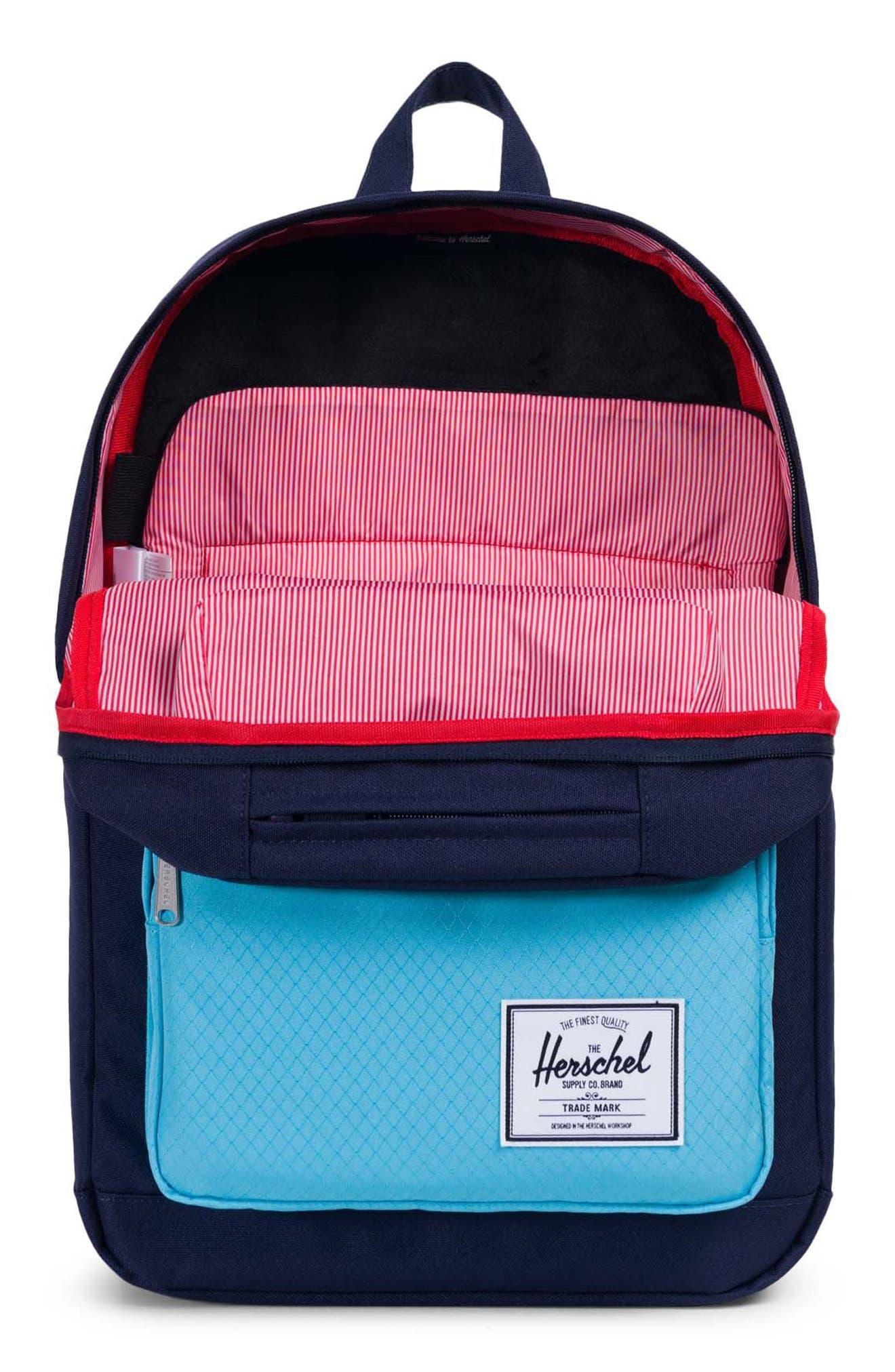 Pop Quiz Contrast Backpack,                             Alternate thumbnail 3, color,                             400