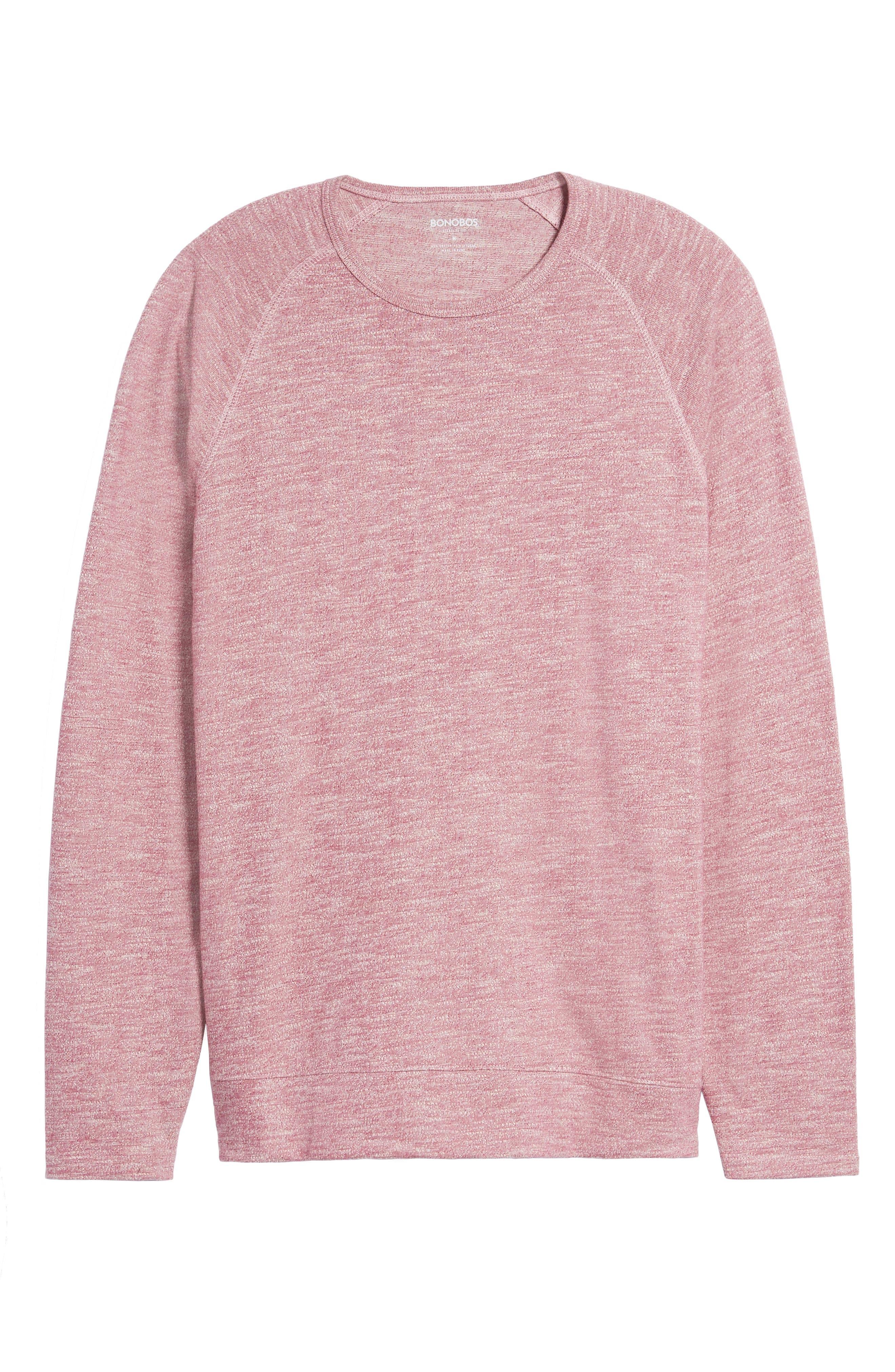 Slim Fit Stripe T-Shirt,                             Alternate thumbnail 6, color,                             300
