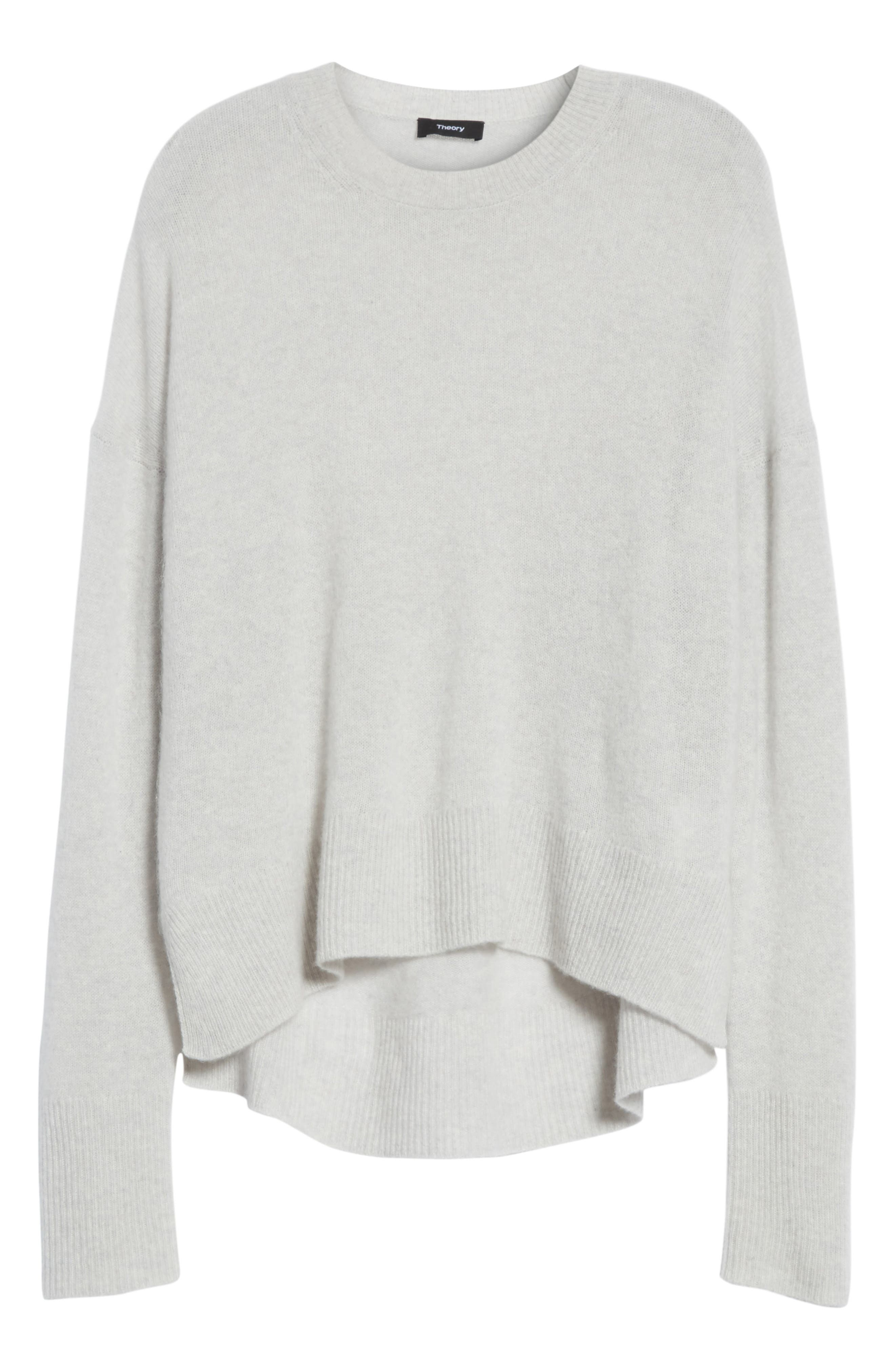 Karenia L Cashmere Sweater,                             Alternate thumbnail 22, color,